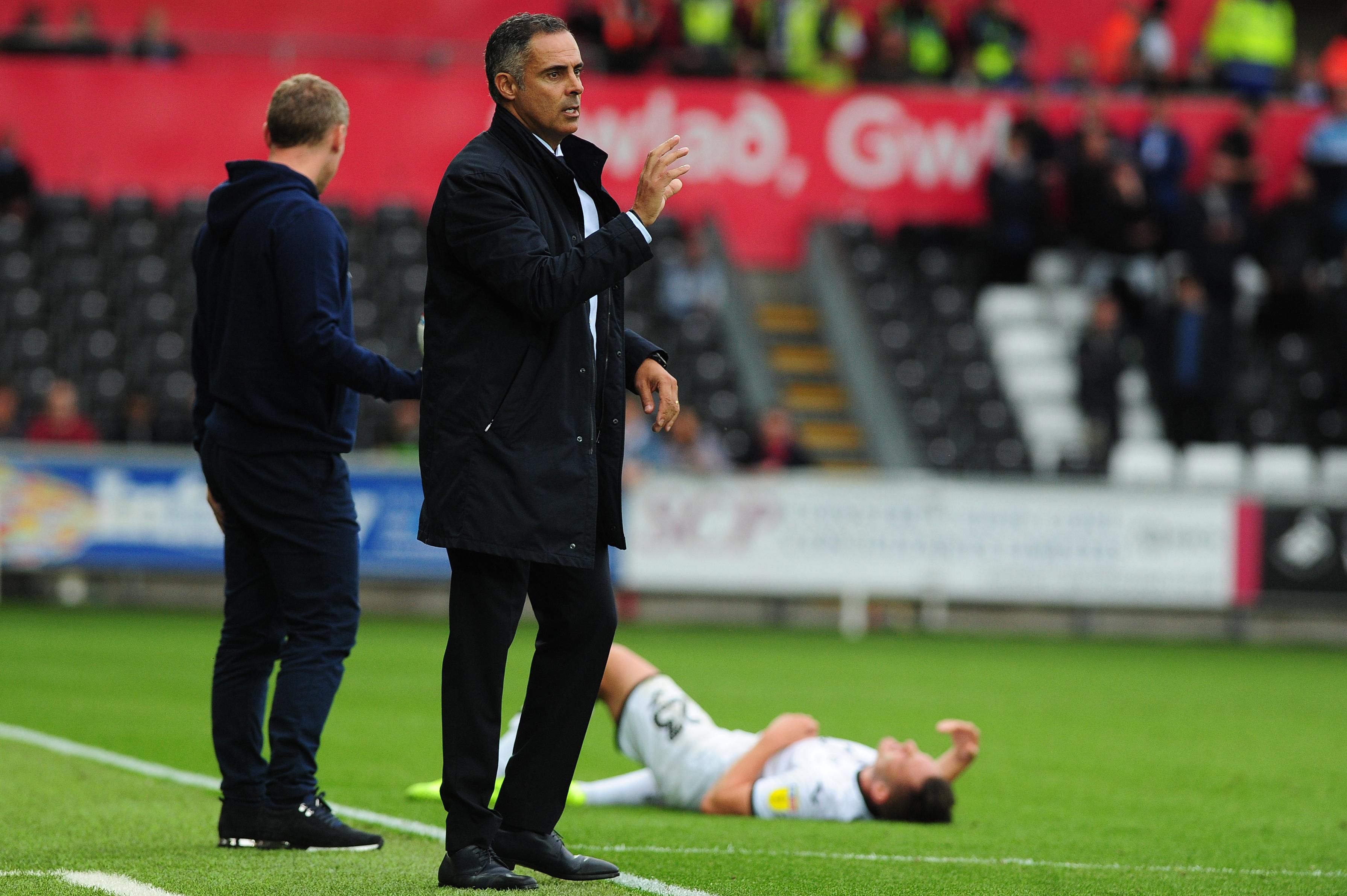 Swansea City v Reading - Sky Bet Championship