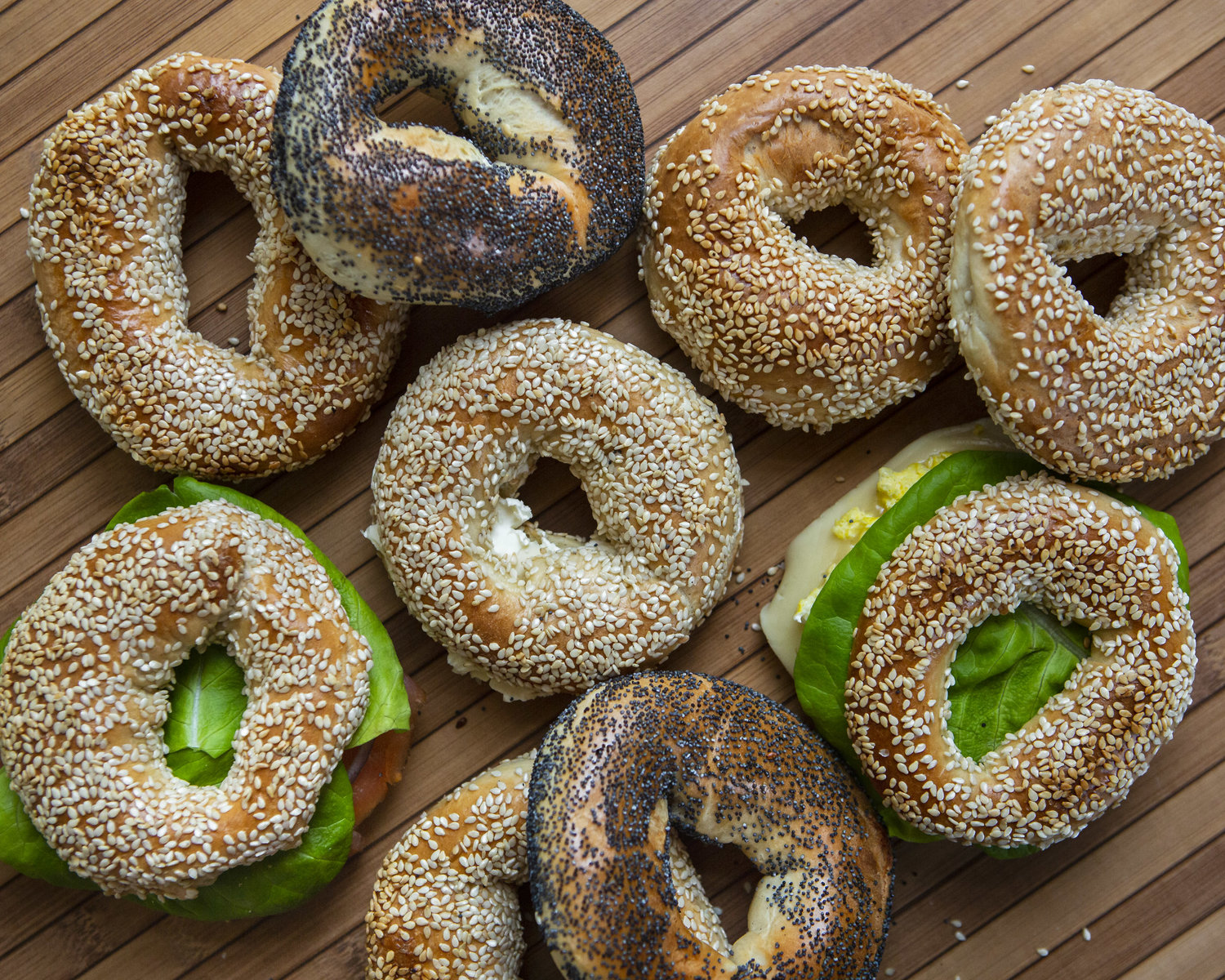 Meet 3 Montreal Bagel Shops That Could Give St-Viateur and Fairmount a Run for Their Dough