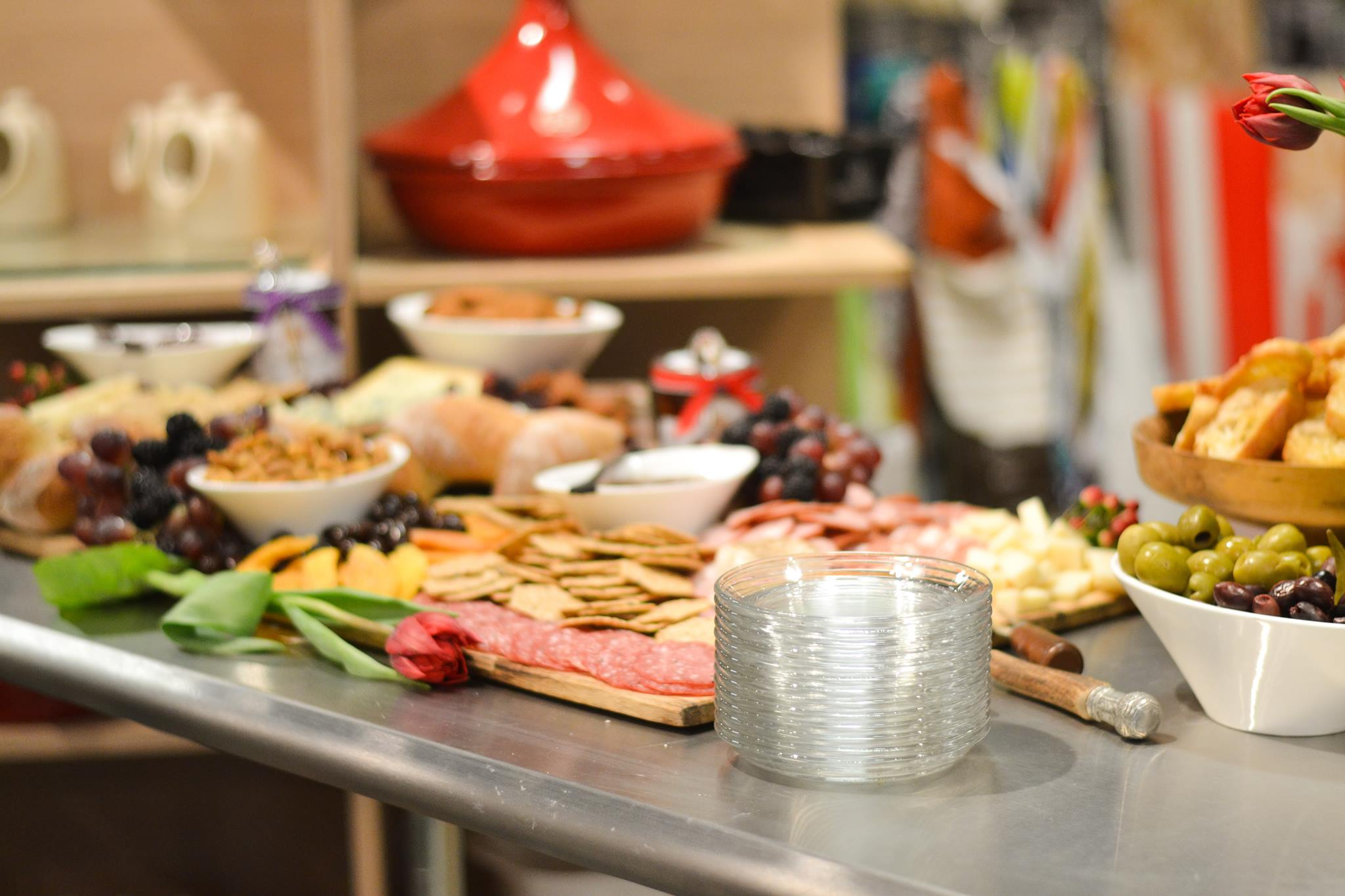 Hone Your Cooking (and Dining) Skills With These Local Classes