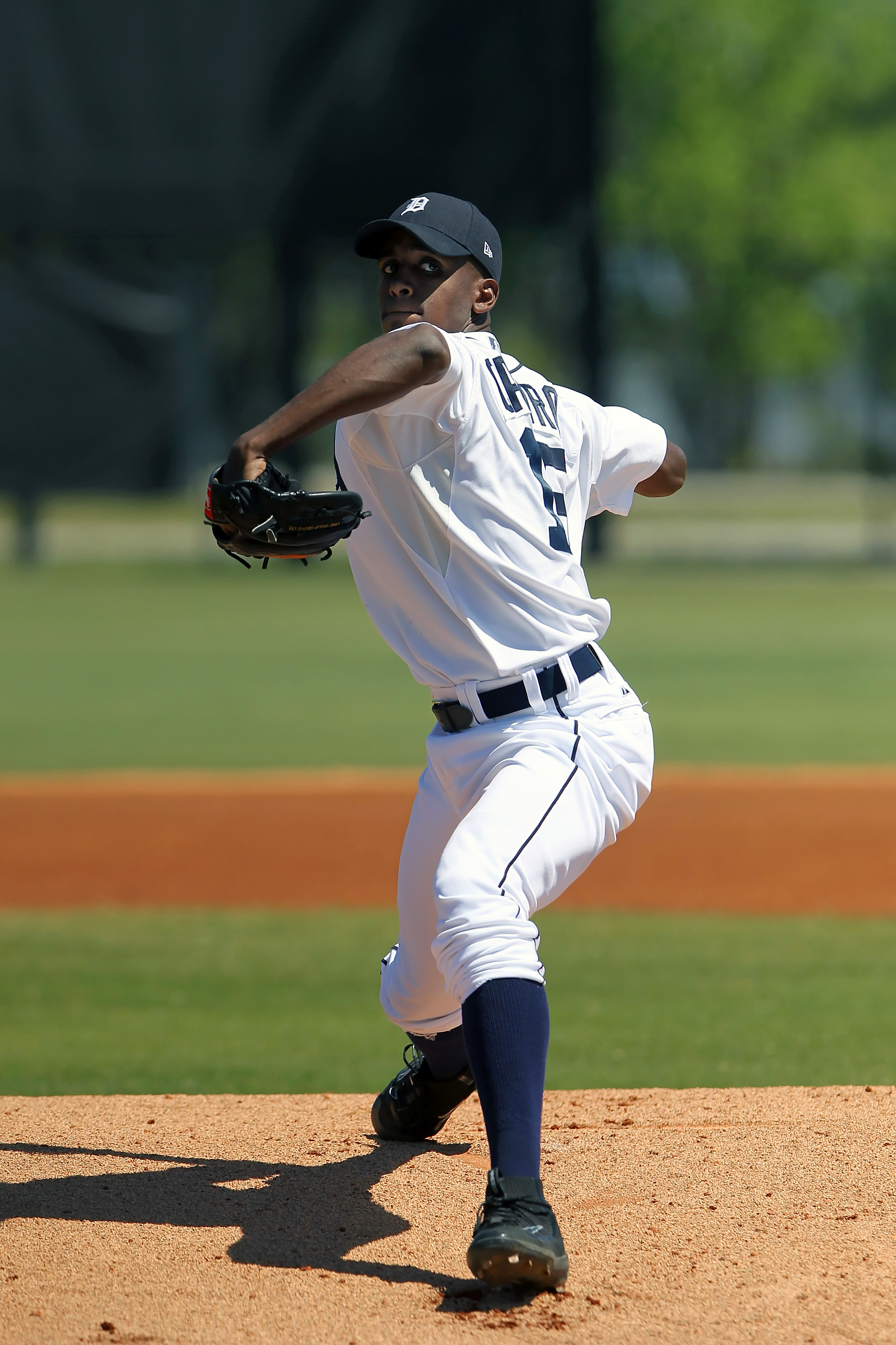 MLB: MAR 18 Spring Training - Braves at Tigers