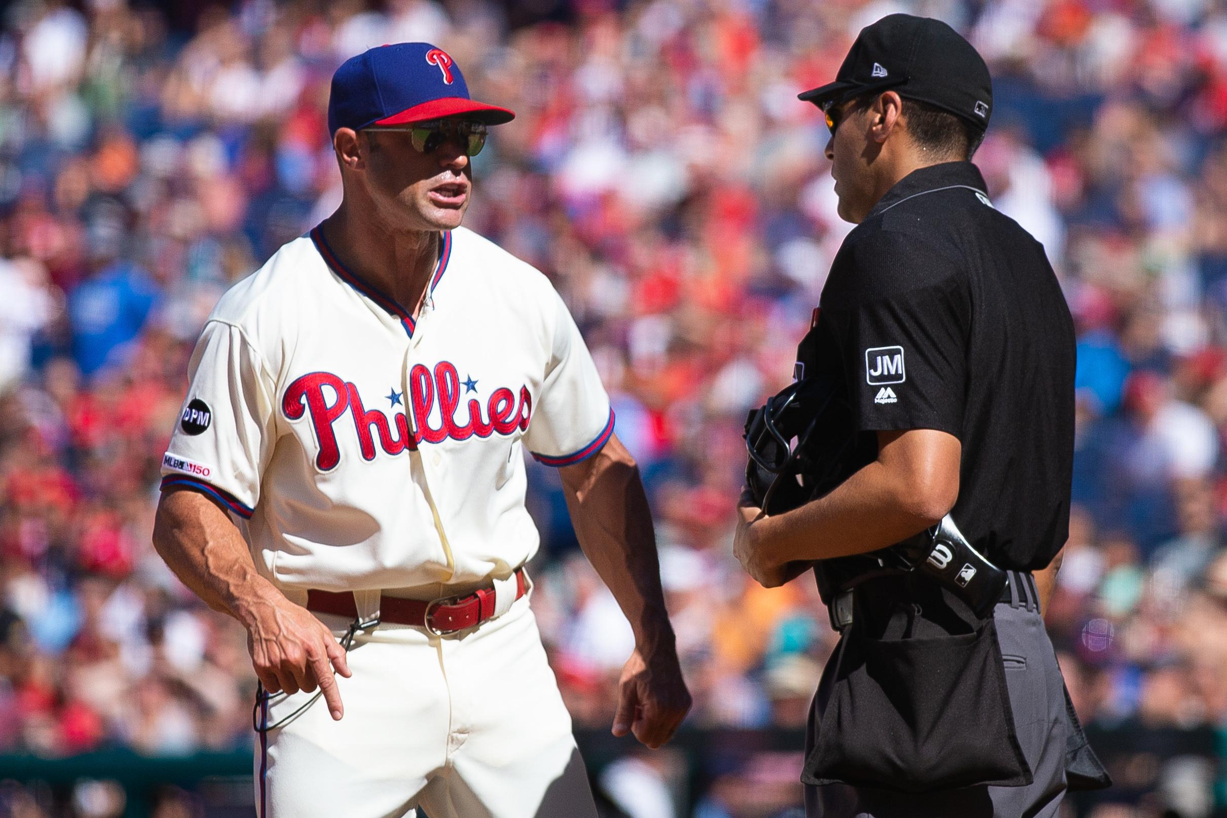 MLB: Boston Red Sox at Philadelphia Phillies