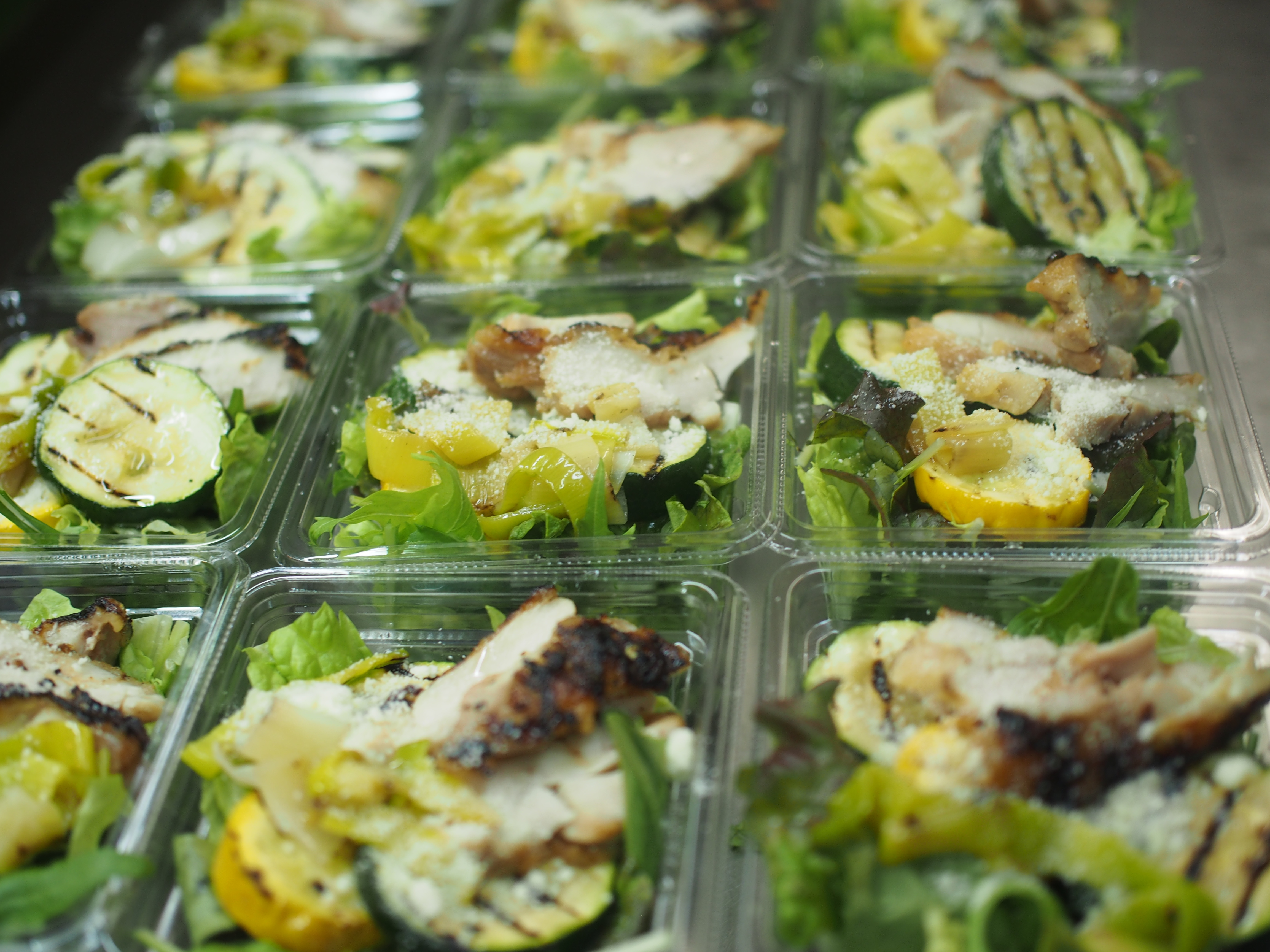 A Sept. 28 recall was expanded this week because the products, such as chicken salad, were used in other products, the USDA says. Some of the products may have been served from the deli counter in grocery stores, the agency says.
