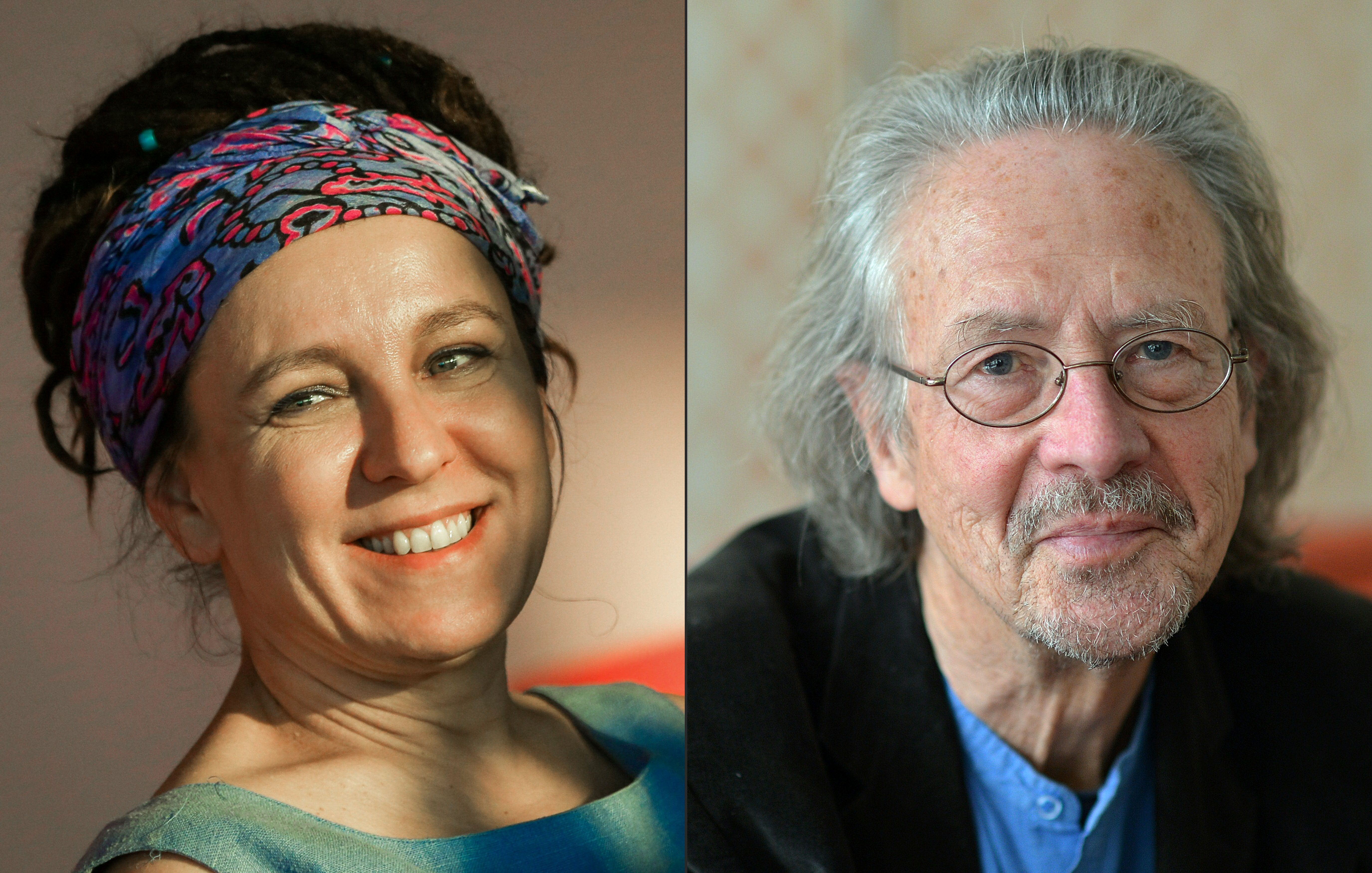 Why this year's doubleheader Nobel Prize for literature is so controversial