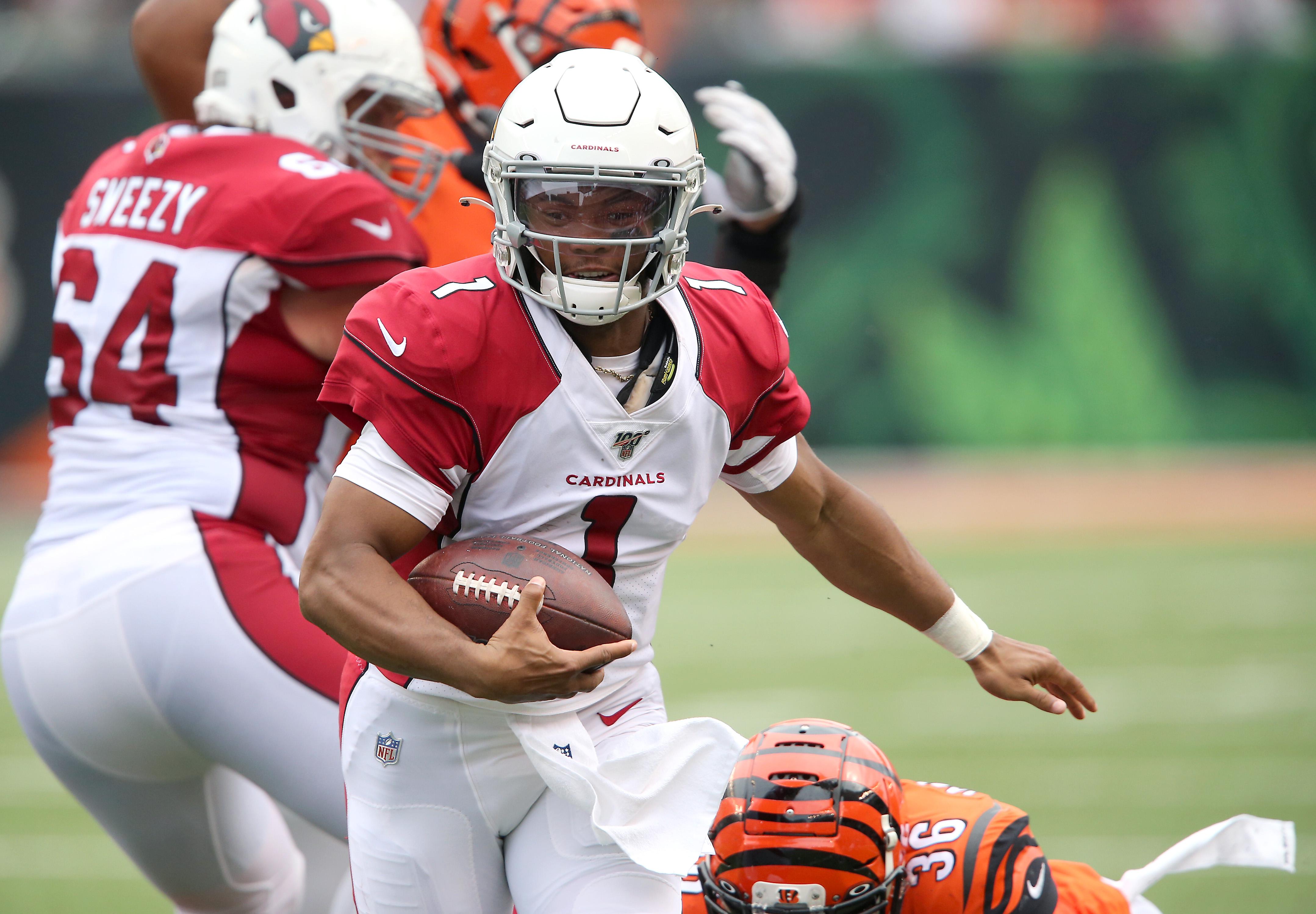 NFL: Arizona Cardinals at Cincinnati Bengals