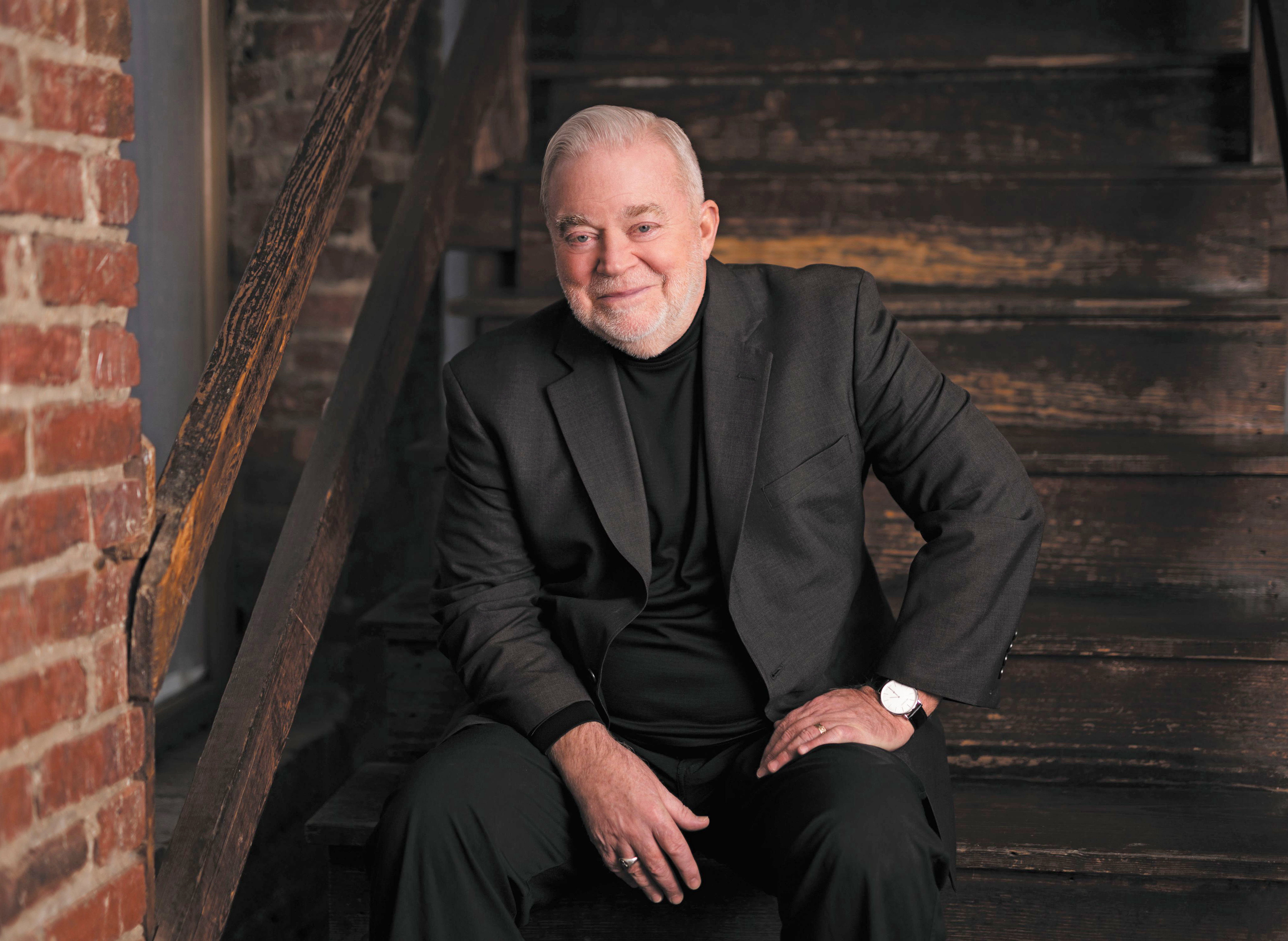 Rev. Jim Wallis, activist and author.