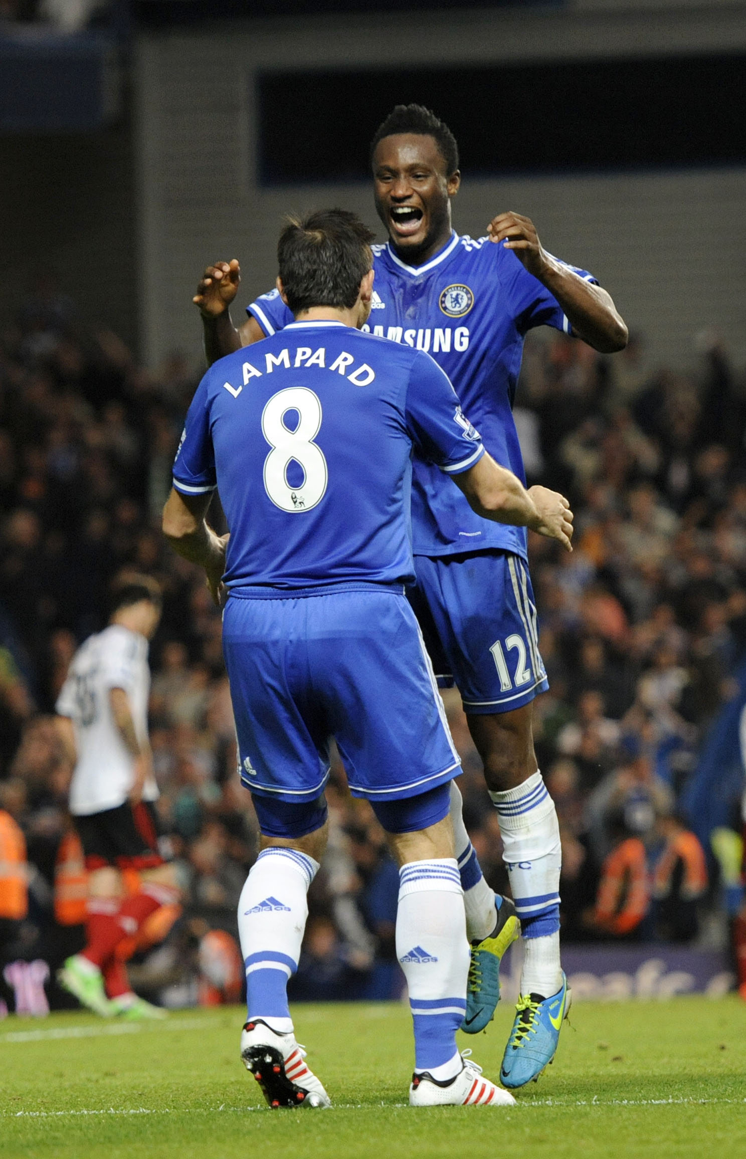 Mikel hopes Lampard is still Chelsea manager when he retires, so he can join as assistant