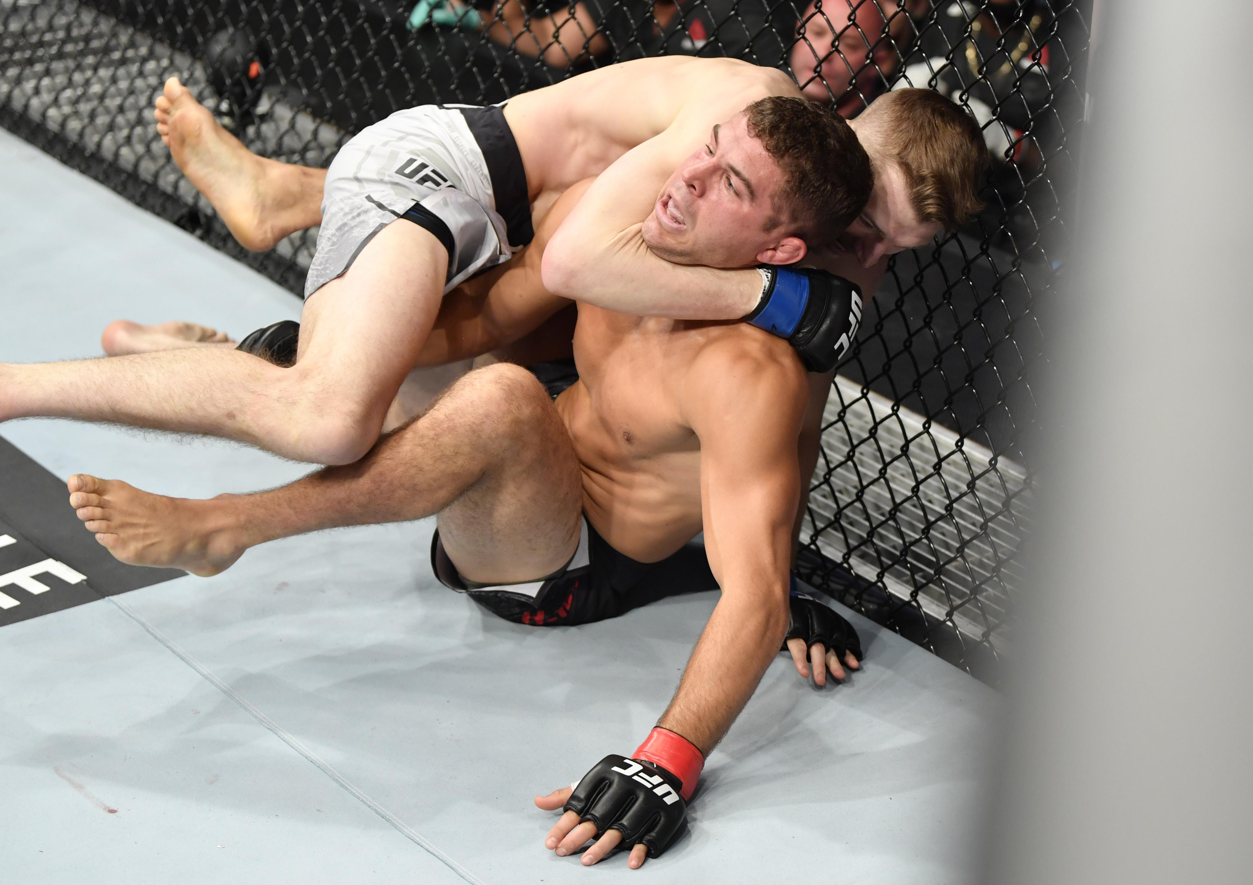 UFC 243: Iaquinta v Hooker