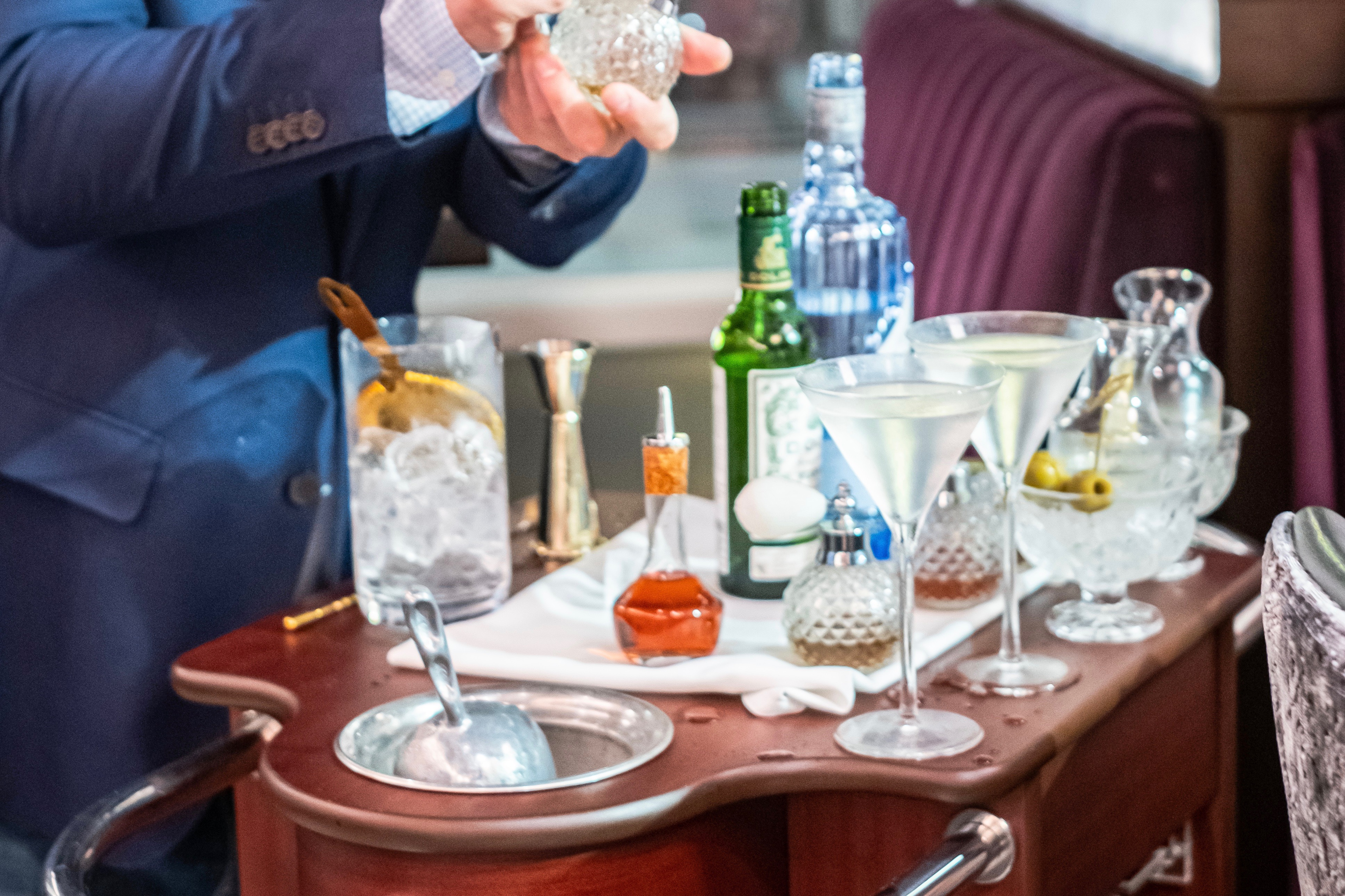 The Best Martinis in Boston Right Now