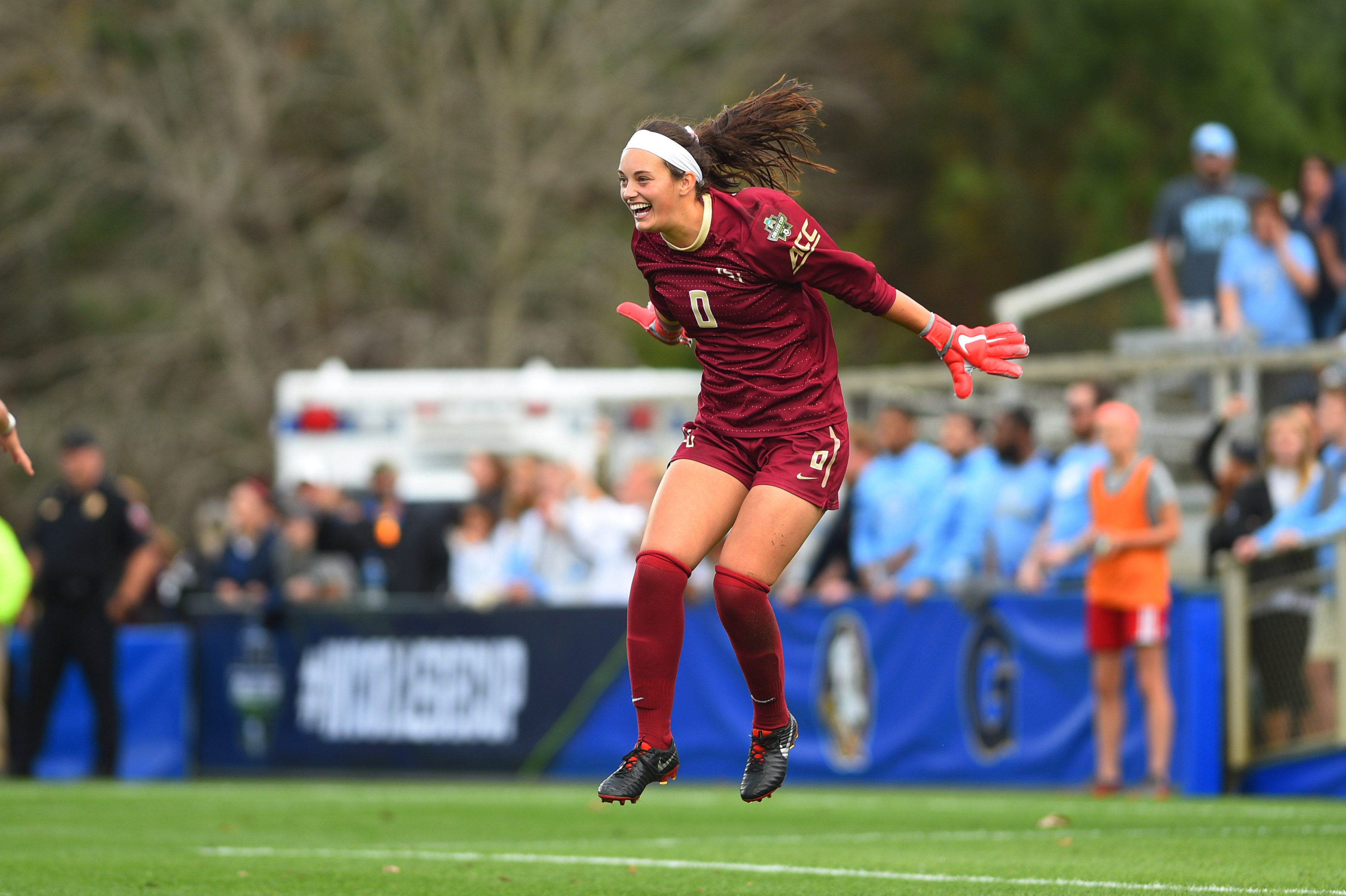 NCAA Soccer: DI Women's College Cup