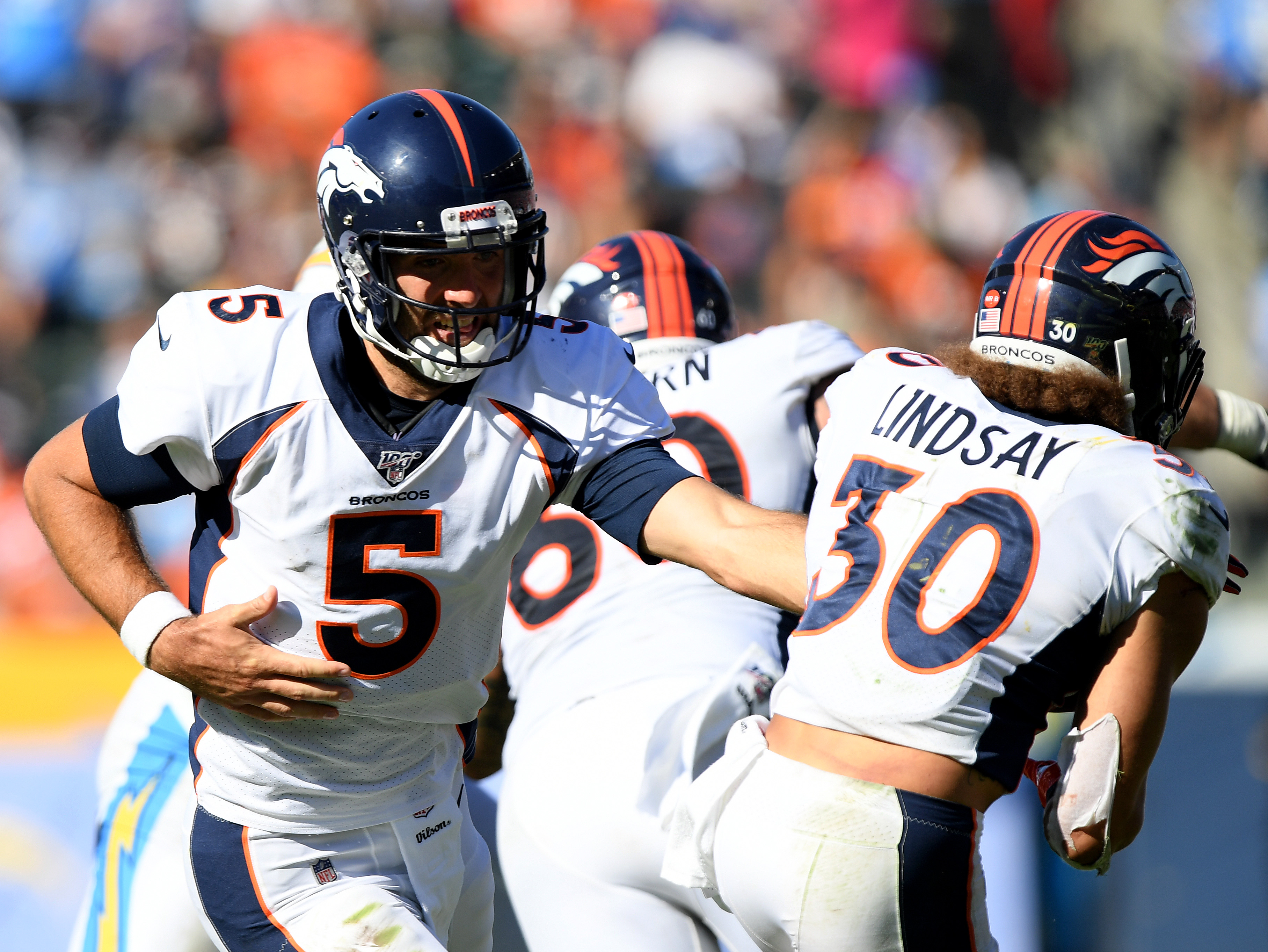 Denver Broncos vLos Angeles Chargers
