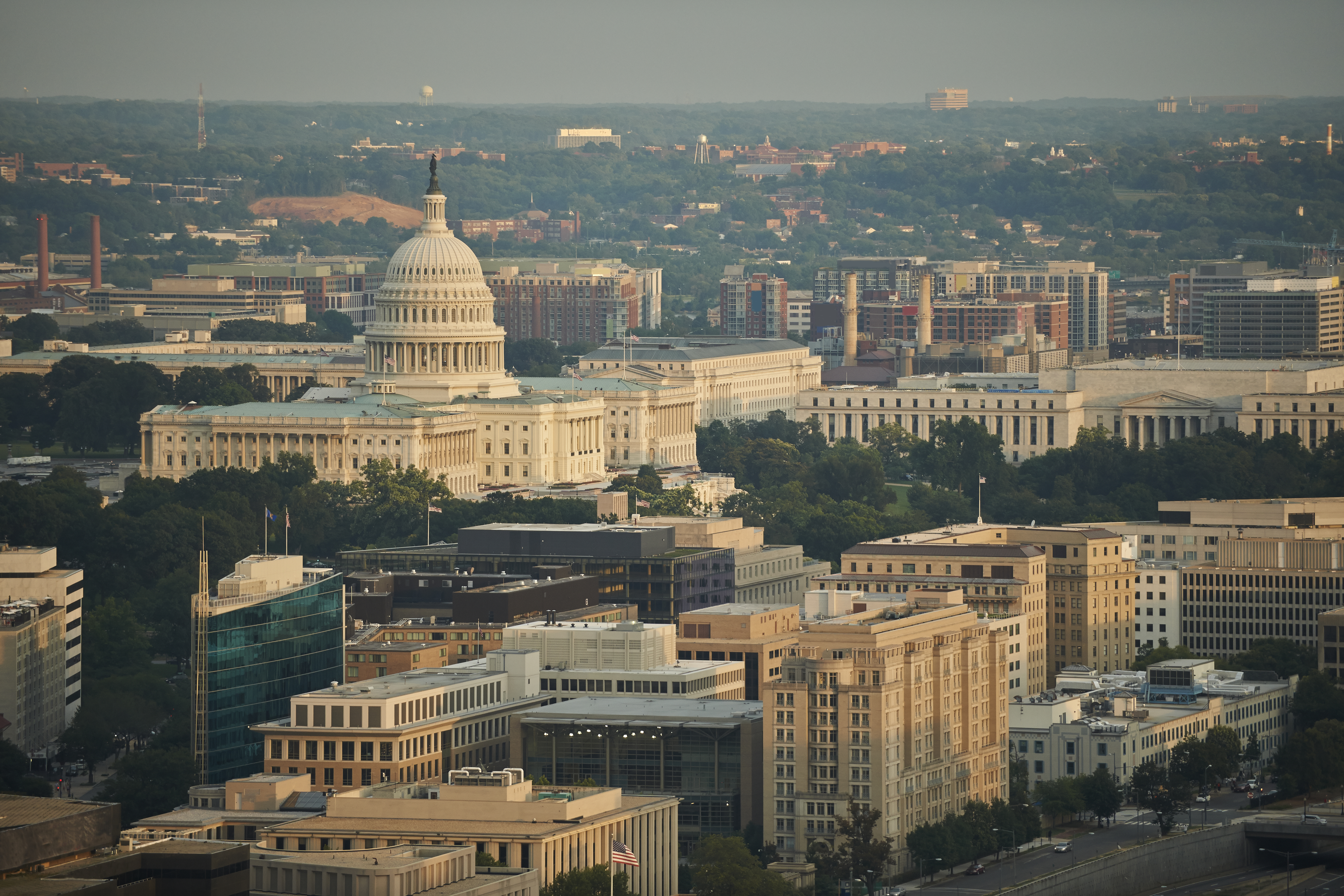 D.C. joins international pledge to reduce air pollution