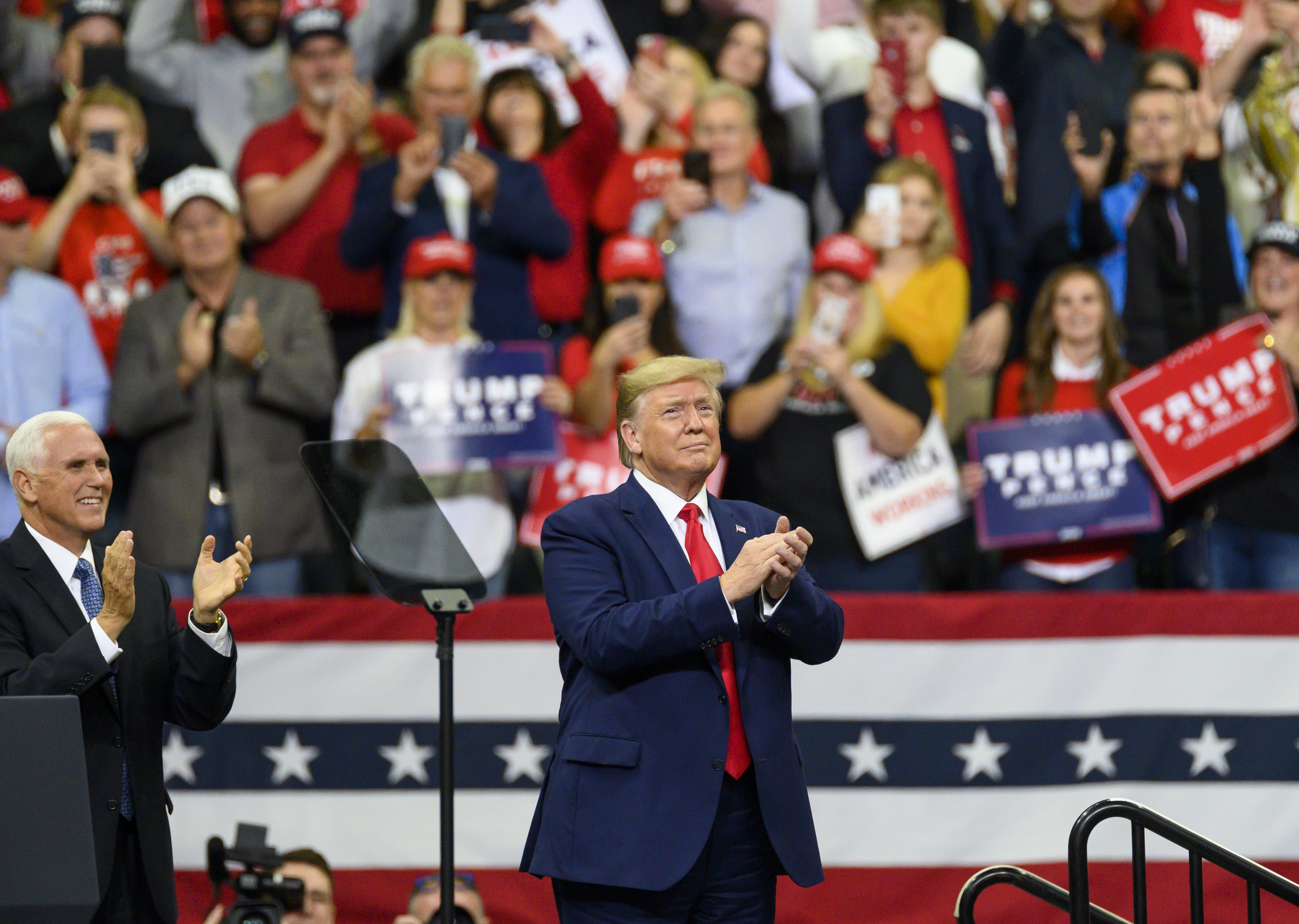 Trump's Minneapolis rally was a window into how ugly his 2020 campaign will be