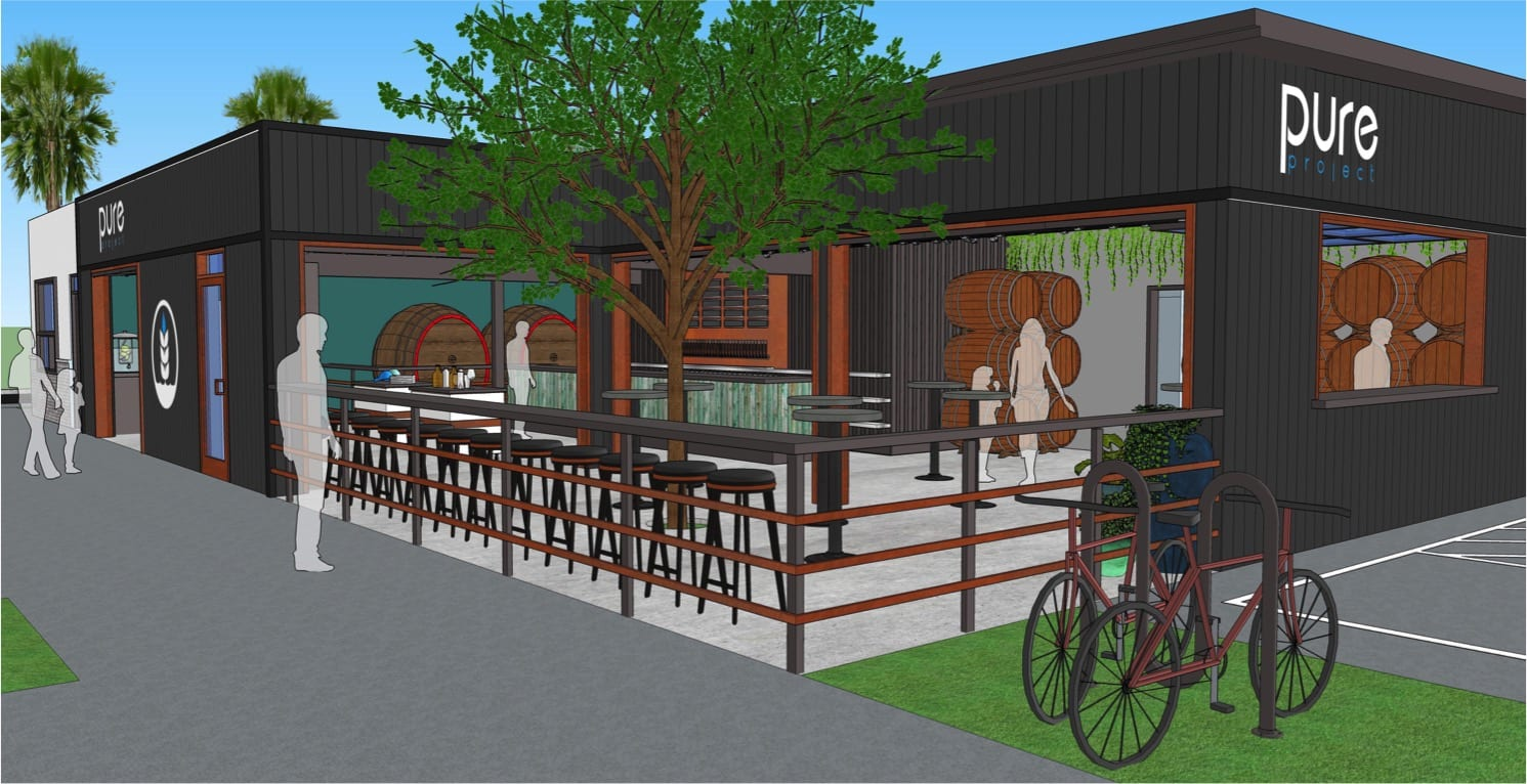 Pure Project Taps First North County Tasting Room