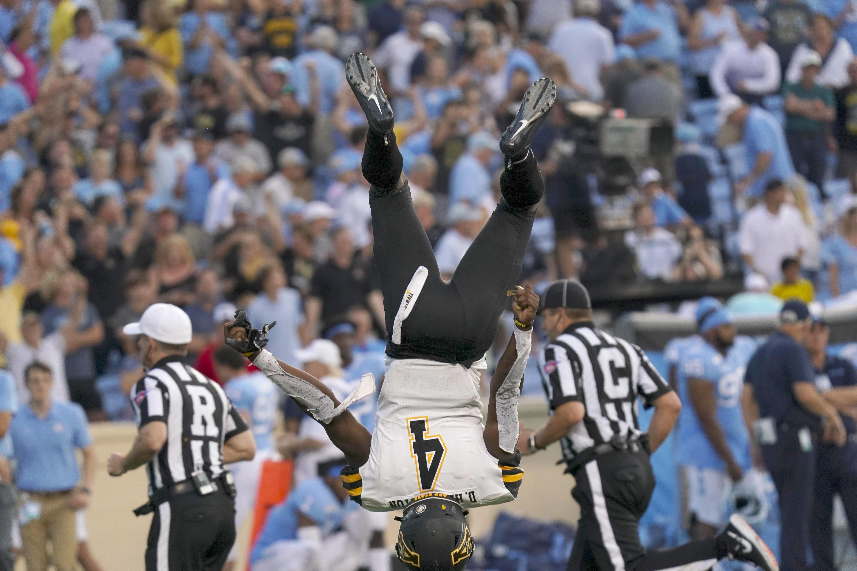 NCAA Football: Appalachian State at North Carolina