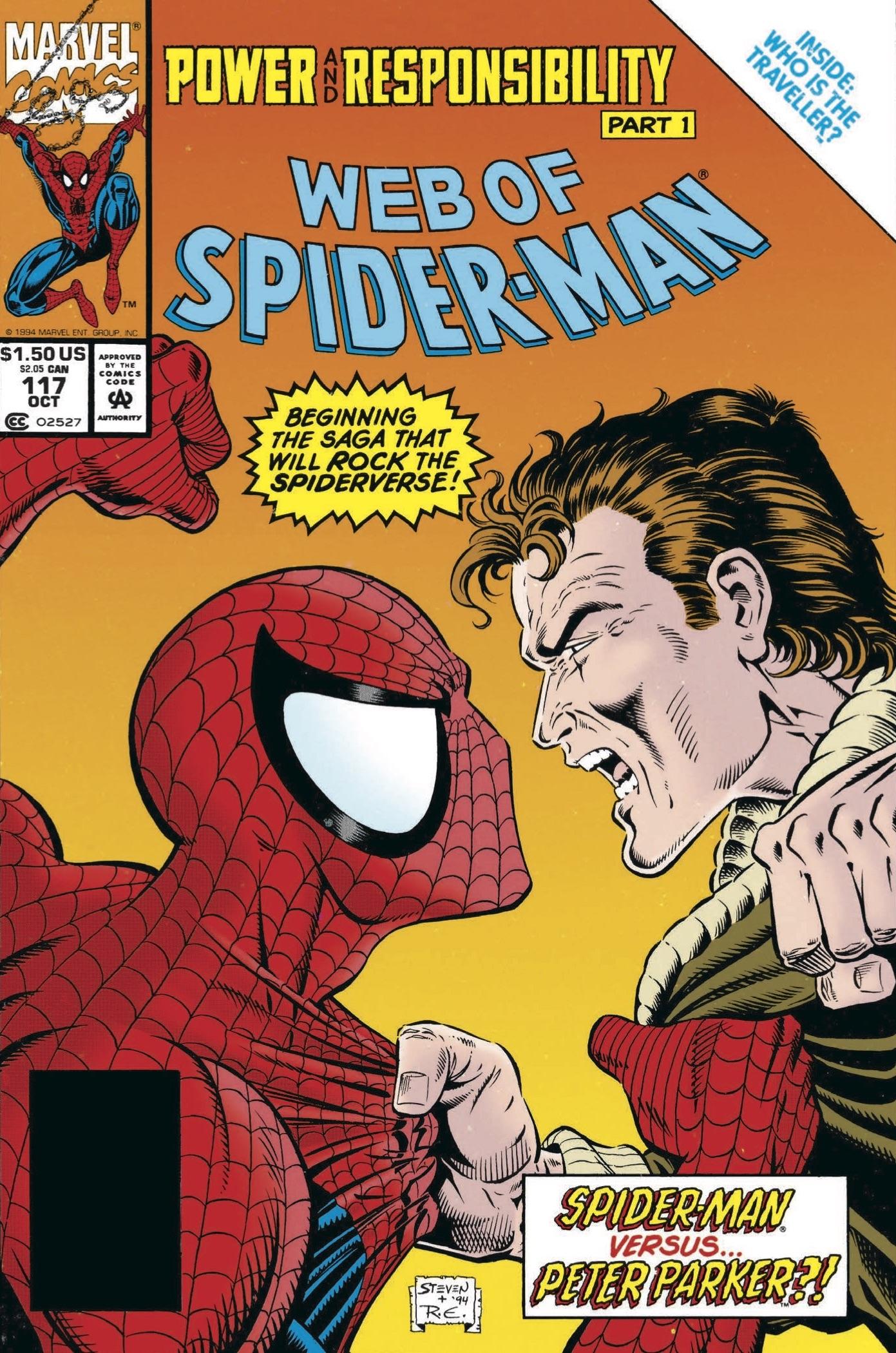 Sneak Peek: Spider-Man art book gives the web-slinger star treatment