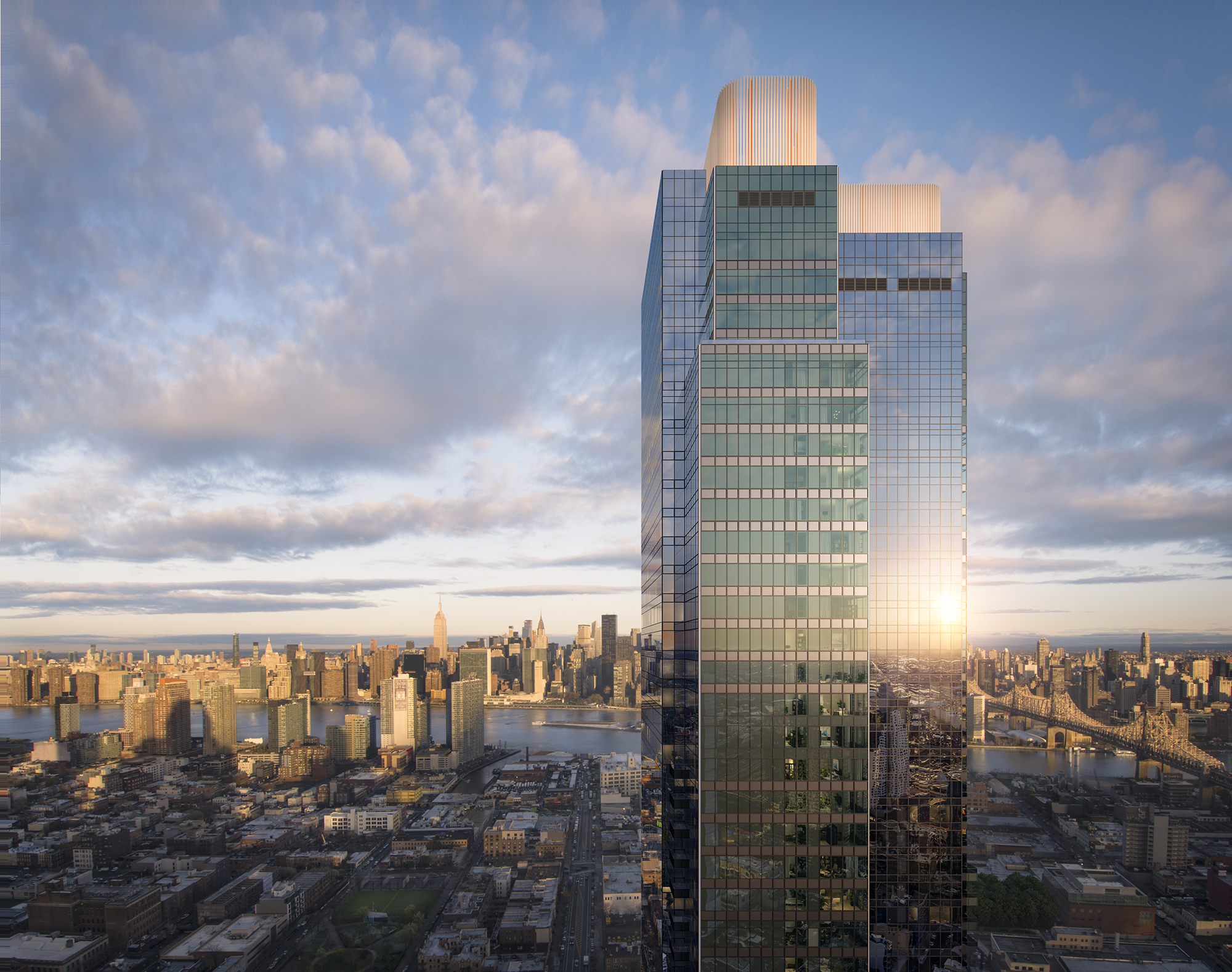 Tallest skyscraper in Queens tops out at 778 feet