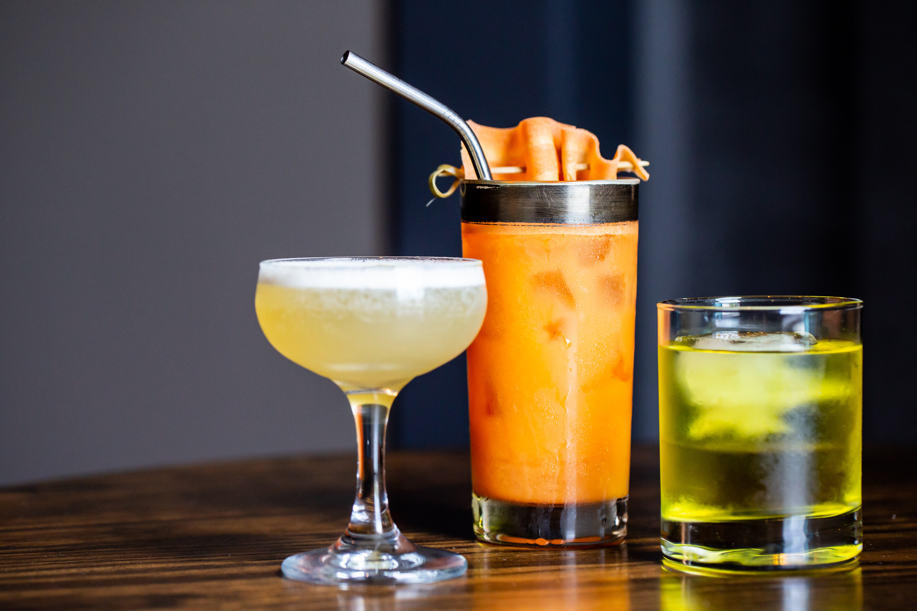 Five Facts About Cocktail Bar Paper Crane Lounge at Staplehouse