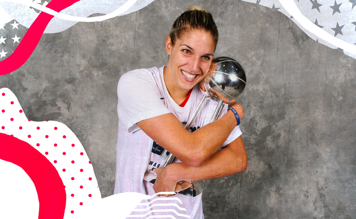 Elena Delle Donne's WNBA Finals run cements her as one of the best ever