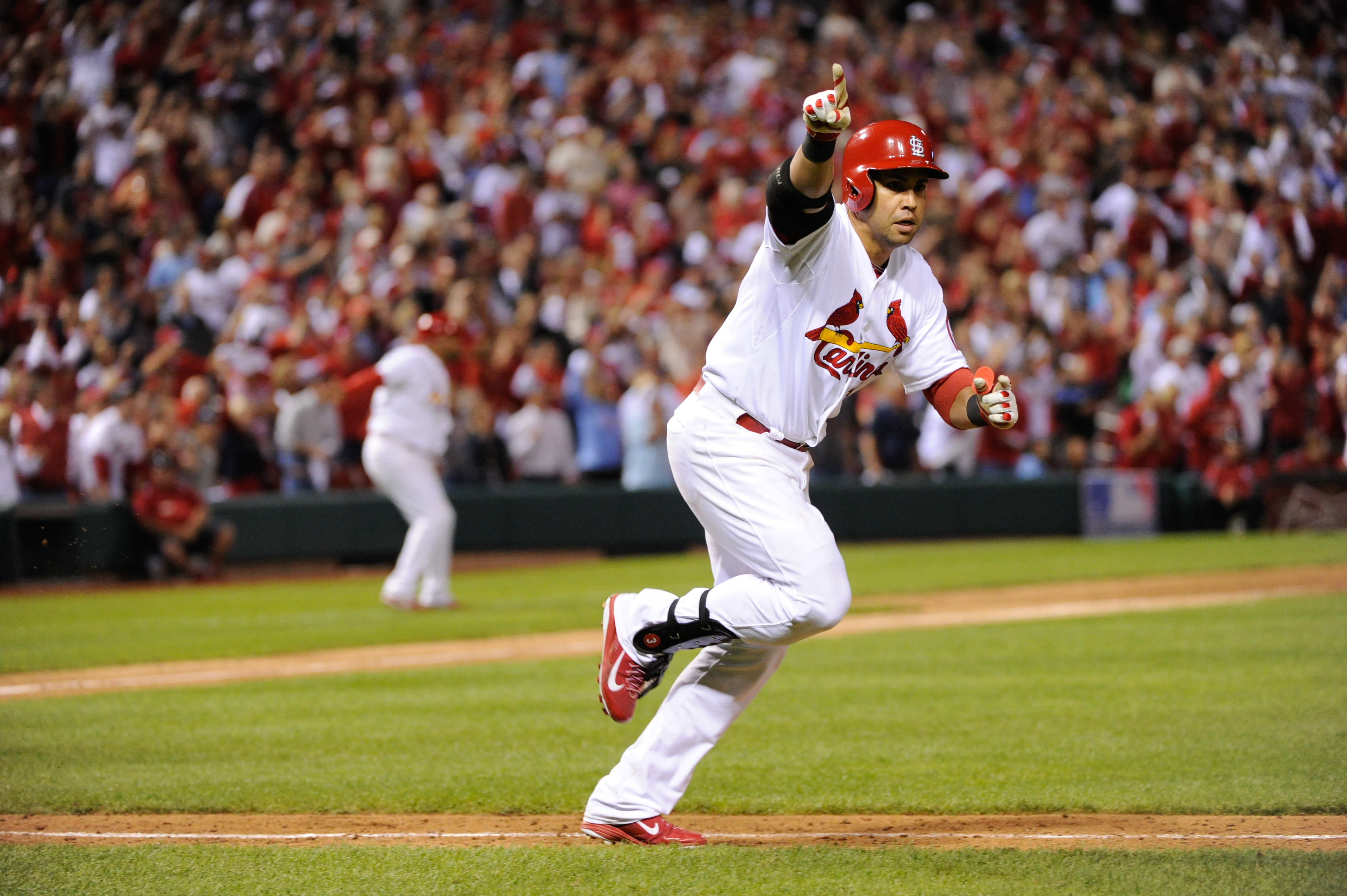NLCS Game One: Los Angeles Dodgers v. St. Louis Cardinals