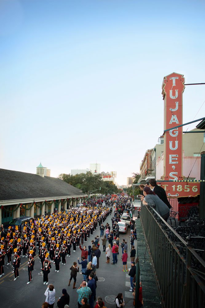 Iconic 163-Year-Old Tujague's Forced to Move Down the Street