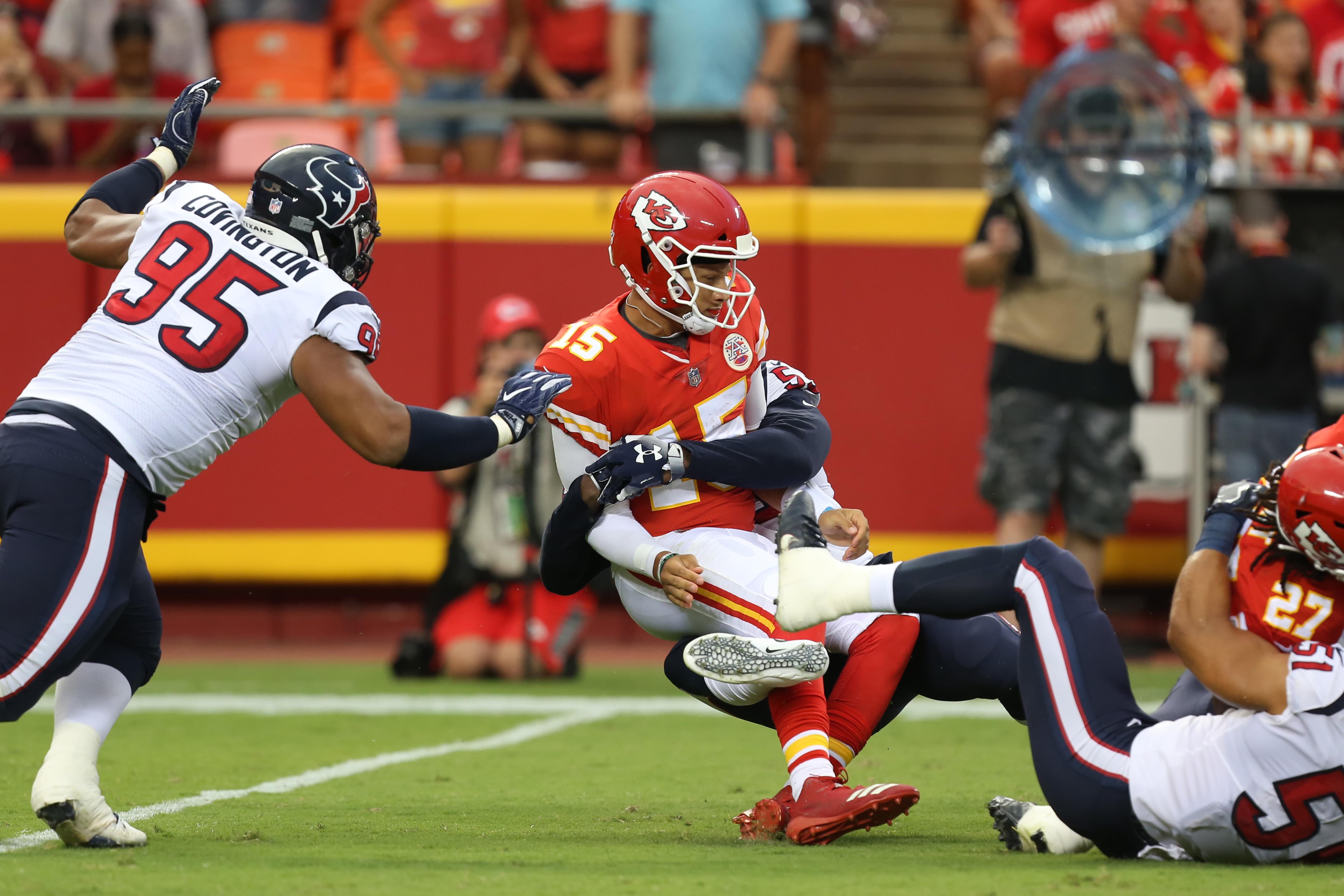 NFL: AUG 09 Preseason - Texans at Chiefs