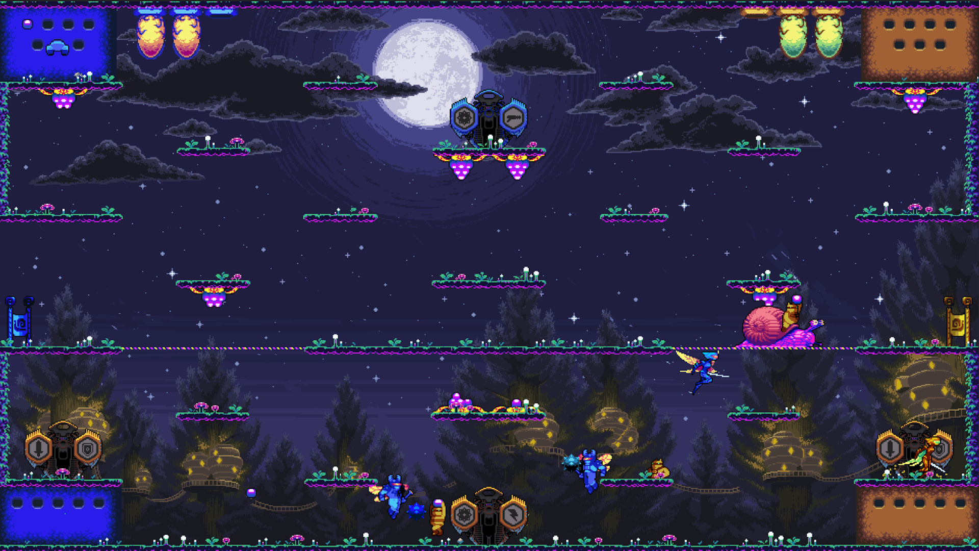 Killer Queen Black is the arcade esport you should take home