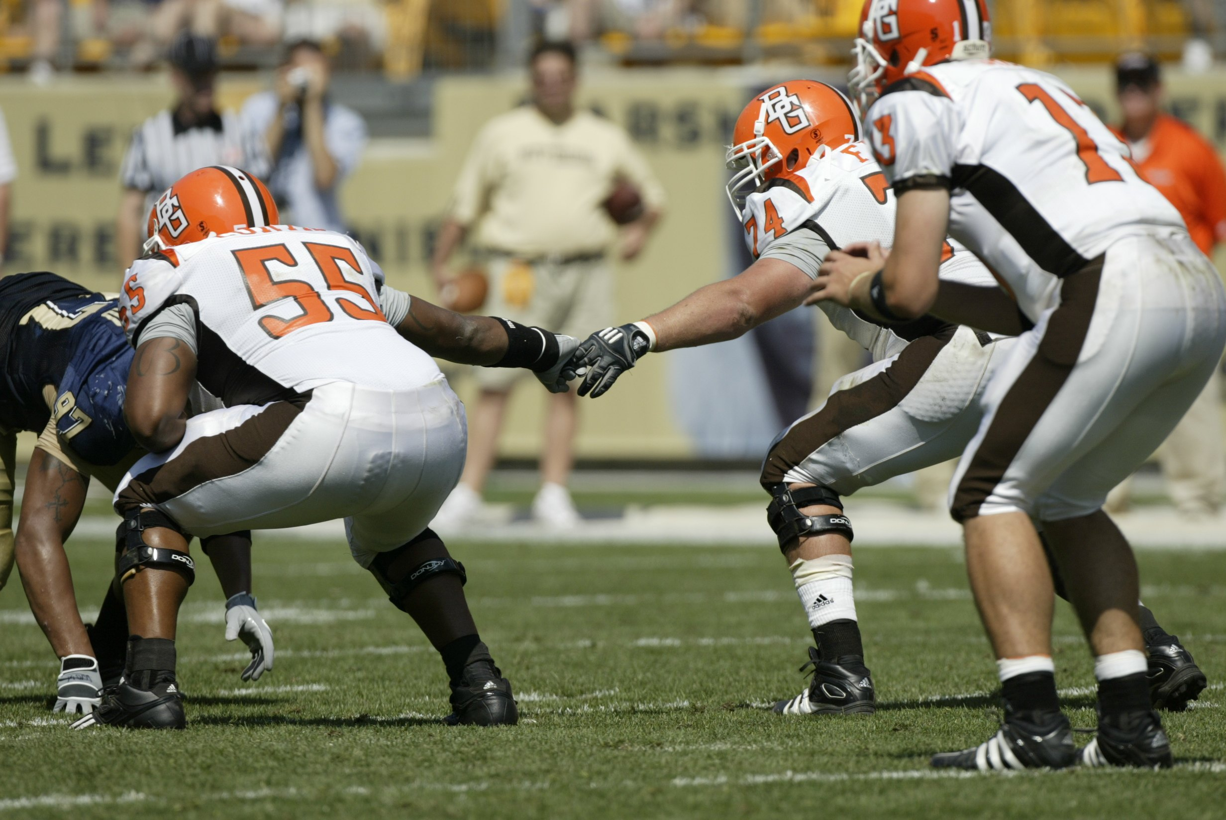 Bowling Green Falcons v Pittsburgh Panthers