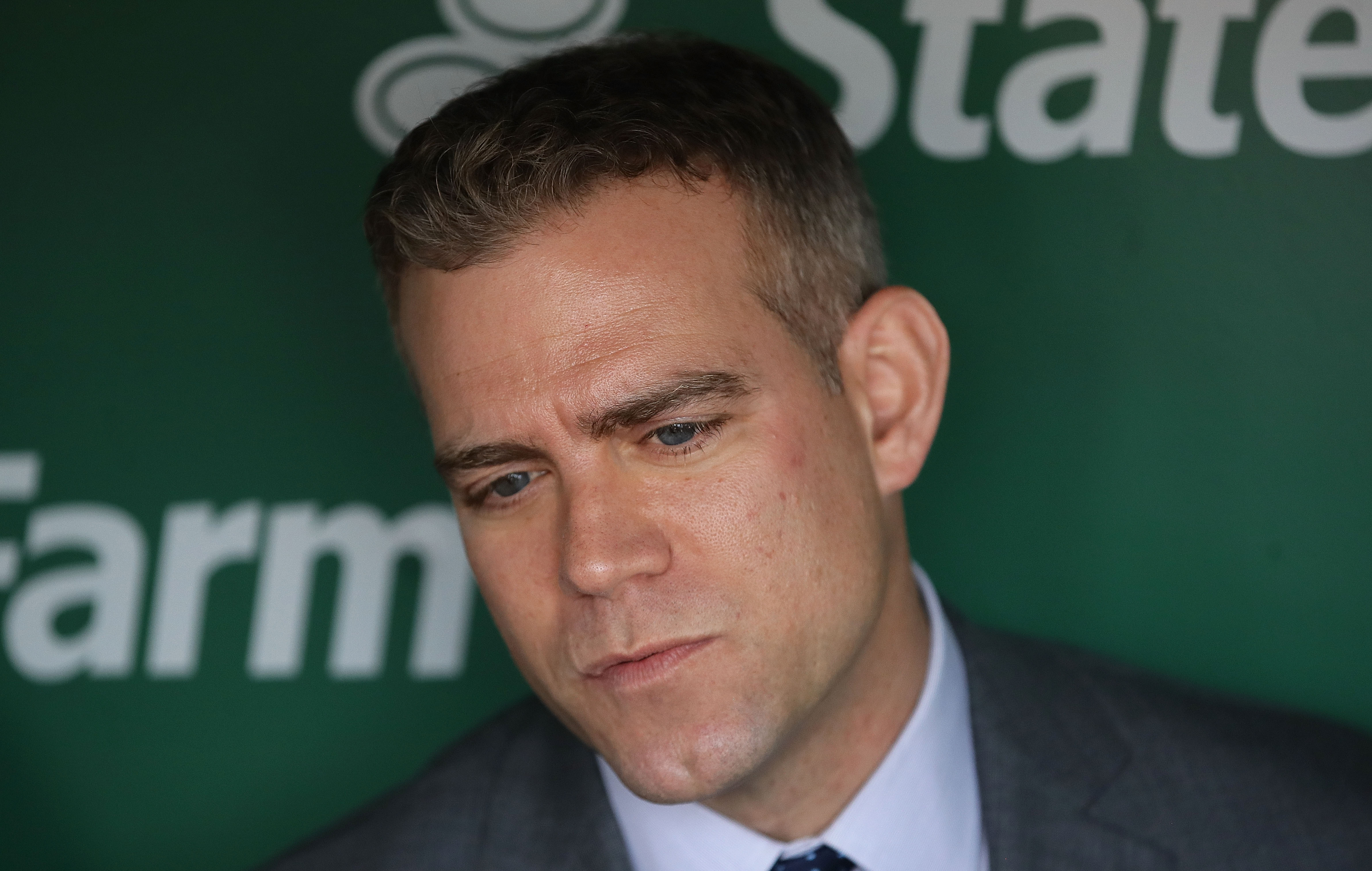"If the Cubs' decline the last three years is ""my responsibility,"" as team president Theo Epstein says it is, how can he be sure his regime is the right group to ""start anew"" in building the Cubs' next championship club?"