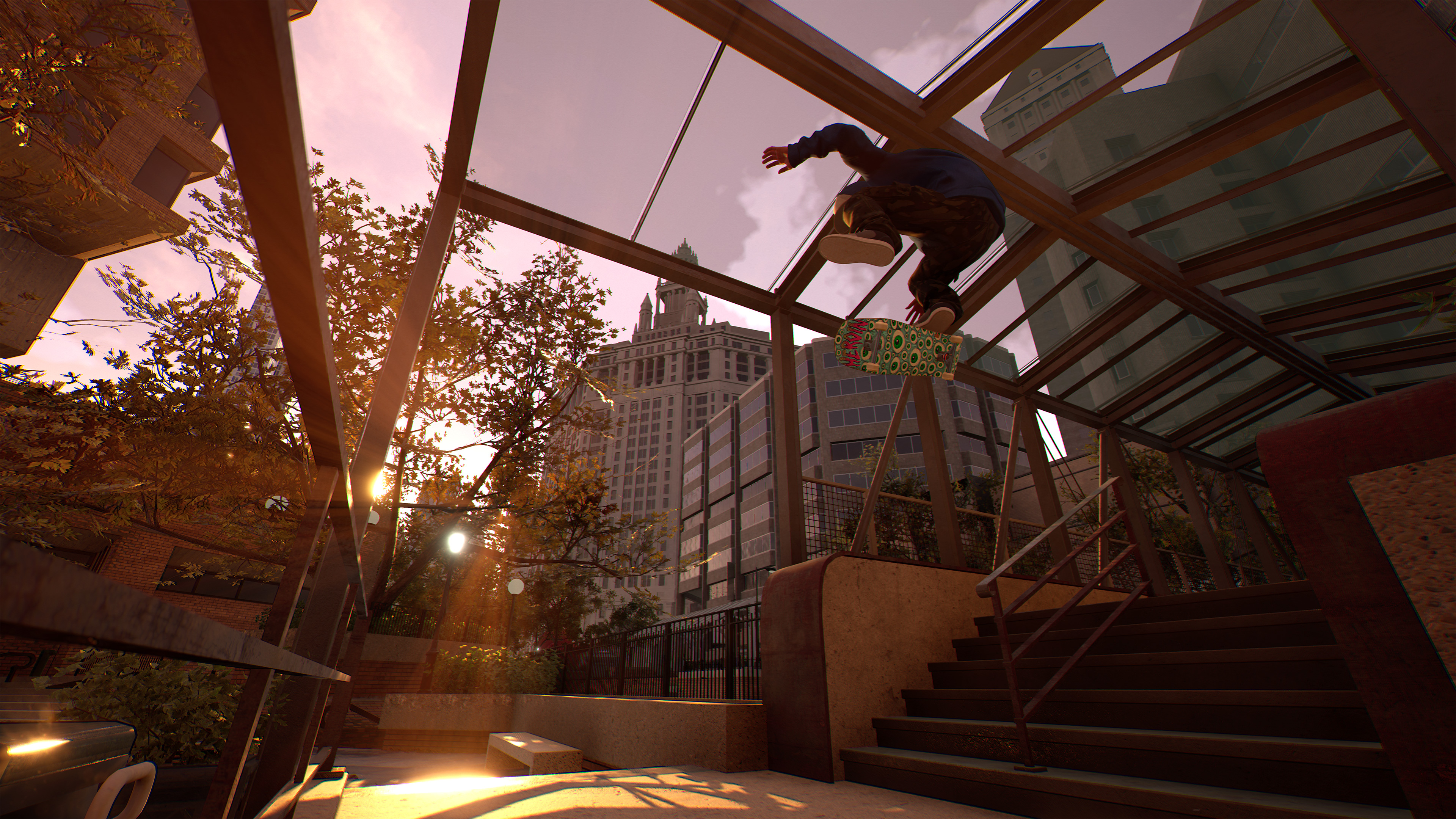 Session aims to be a more hardcore skateboarding game than Skate ever was