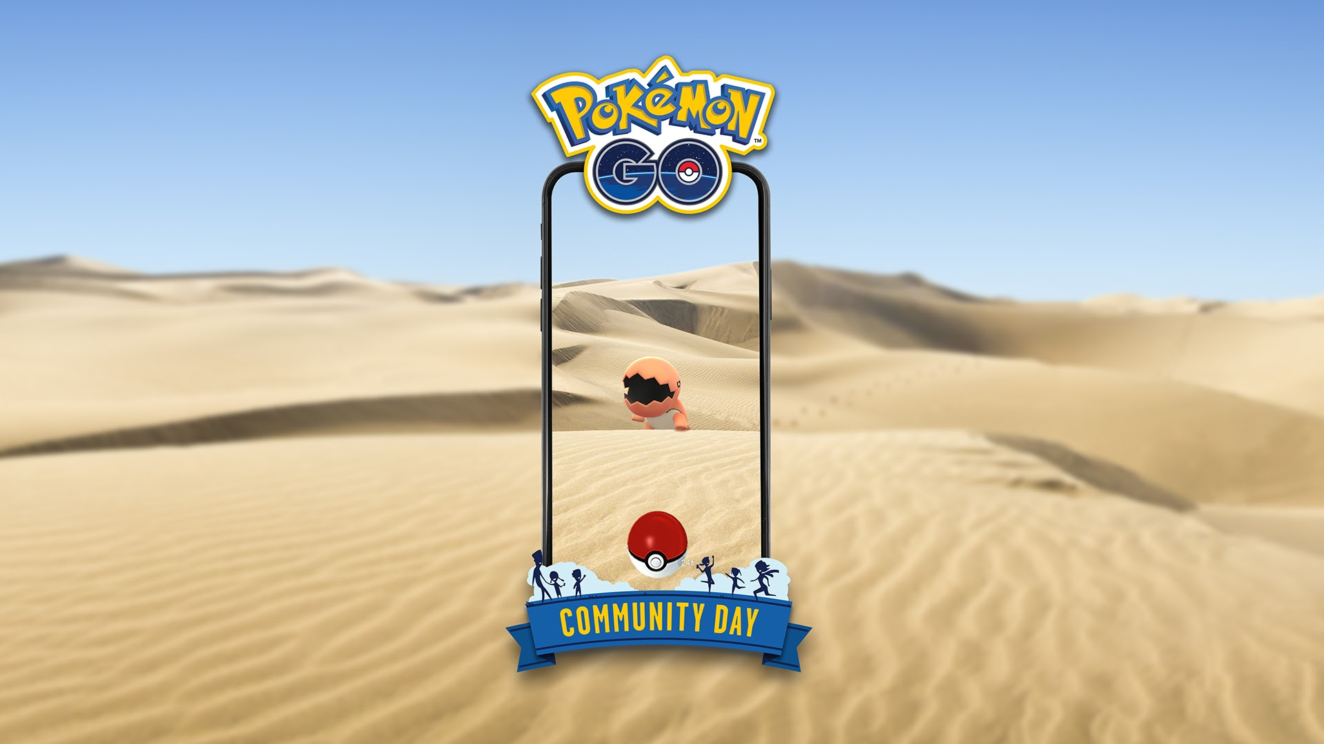 Pokémon Go Trapinch Community Day guide: best movesets and start time