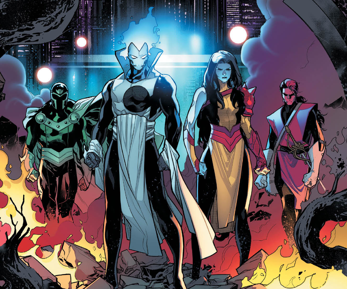 Marvel's radical rethinking of X-Men is the galaxy-brain sci-fi that comics deserve