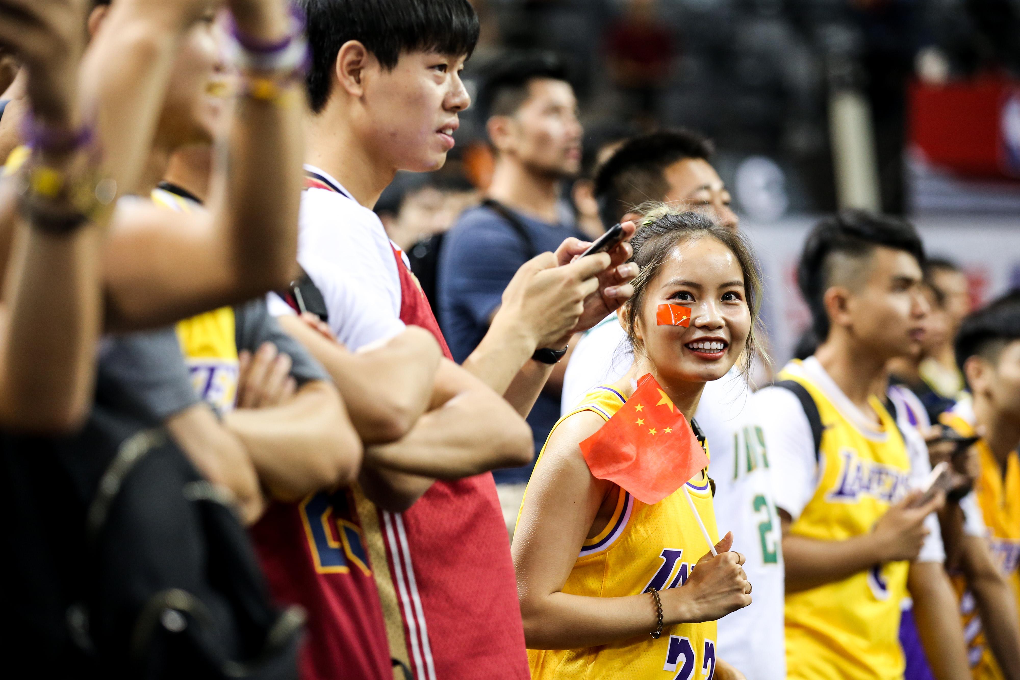 Los Angeles Lakers v Brooklyn Nets - NBA China Games 2019