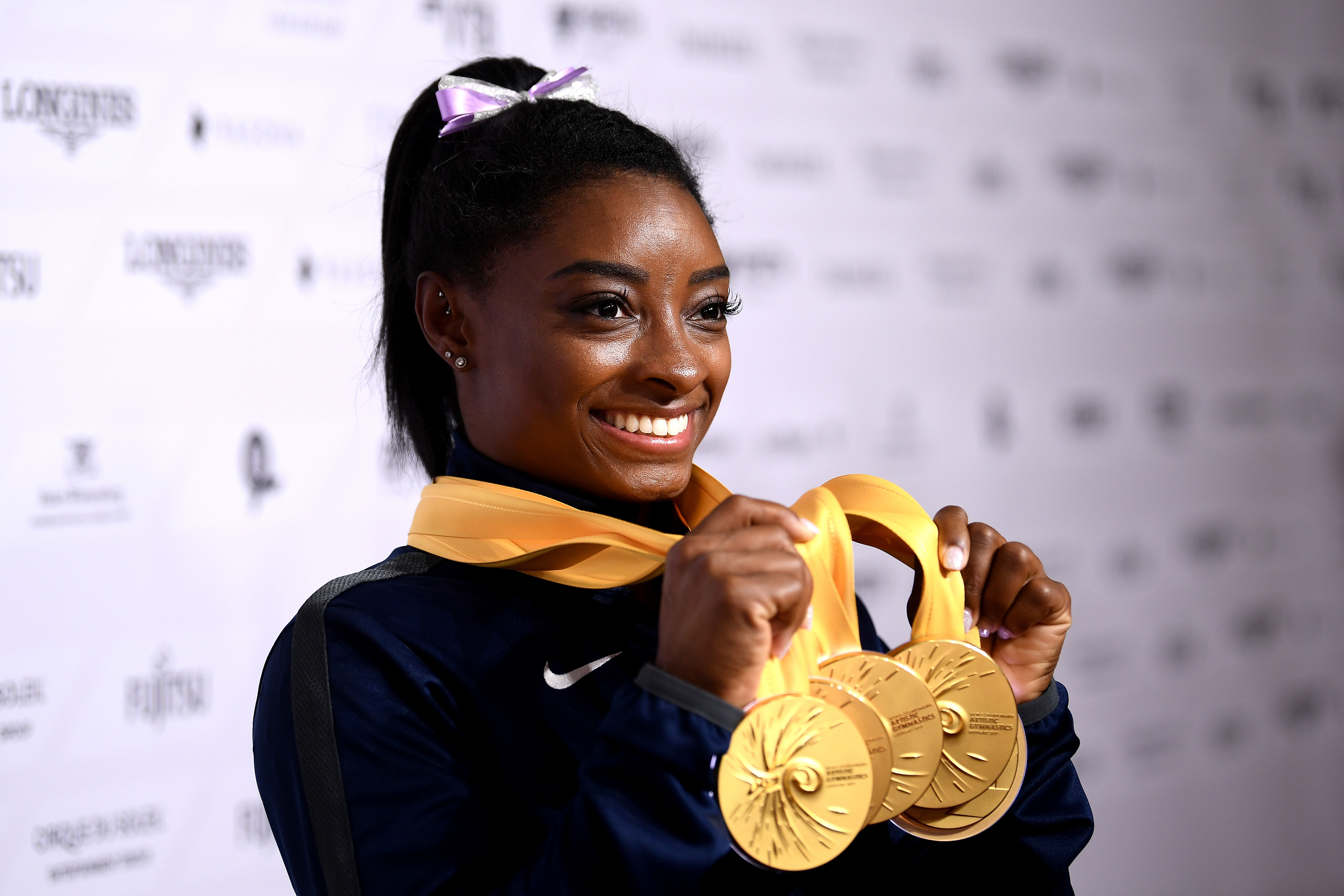 Simone Biles might be the greatest athlete ever