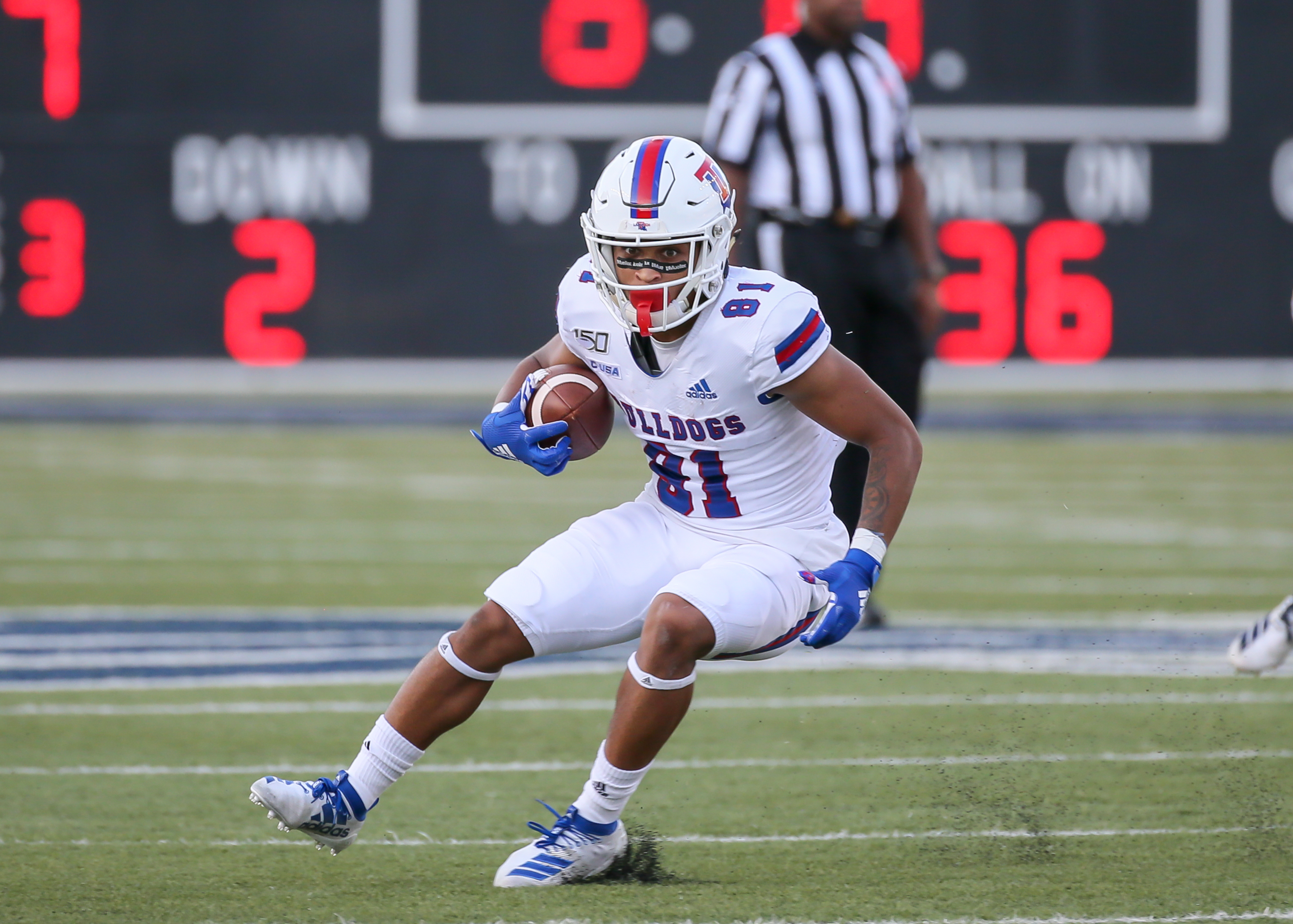 COLLEGE FOOTBALL: SEP 28 Louisiana Tech at Rice