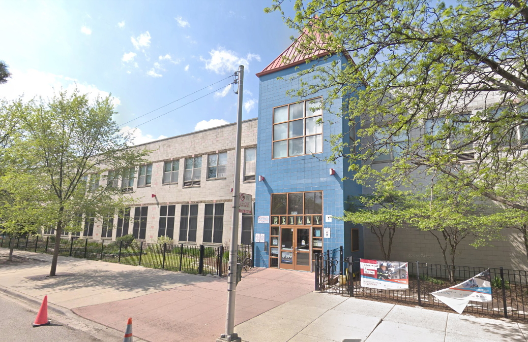 Reilly Elementary School, 3650 W. School St.
