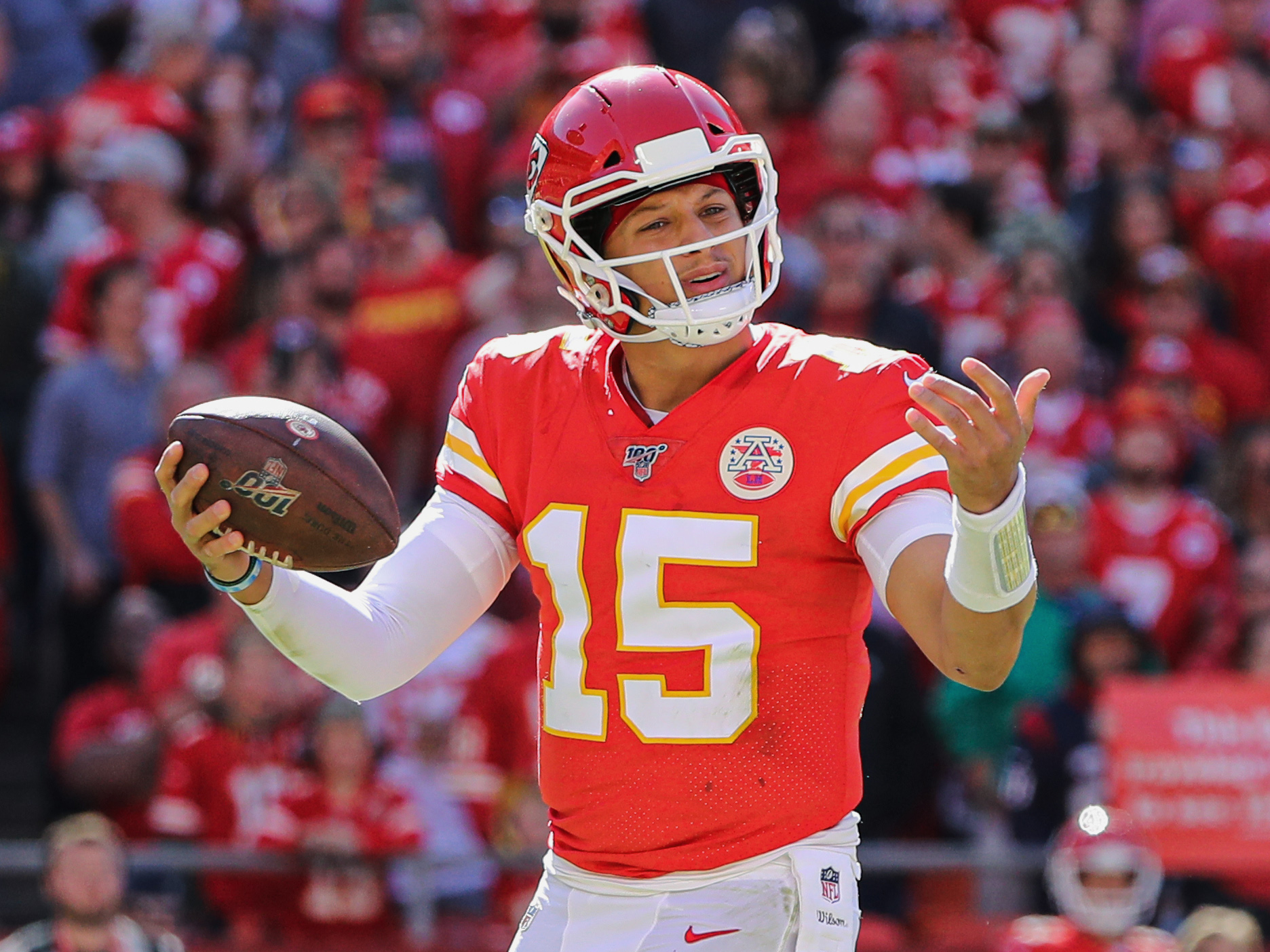 NFL: Houston Texans at Kansas City Chiefs
