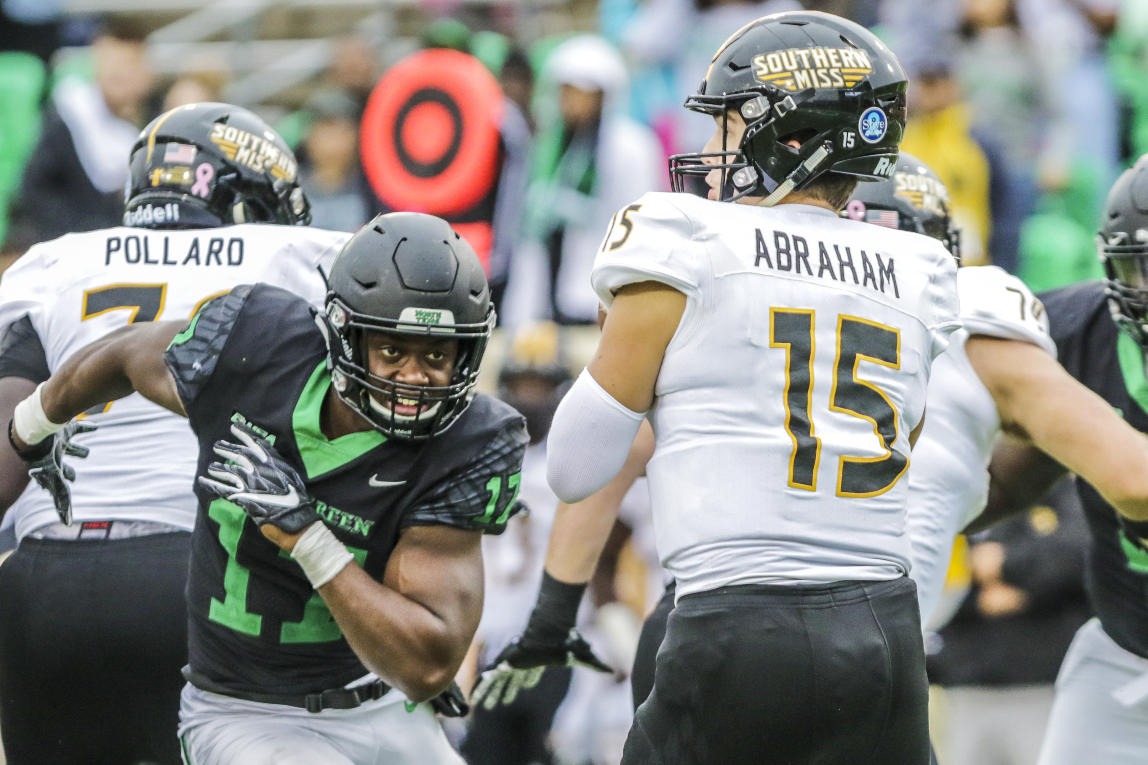 COLLEGE FOOTBALL: OCT 13 Southern Miss at North Texas