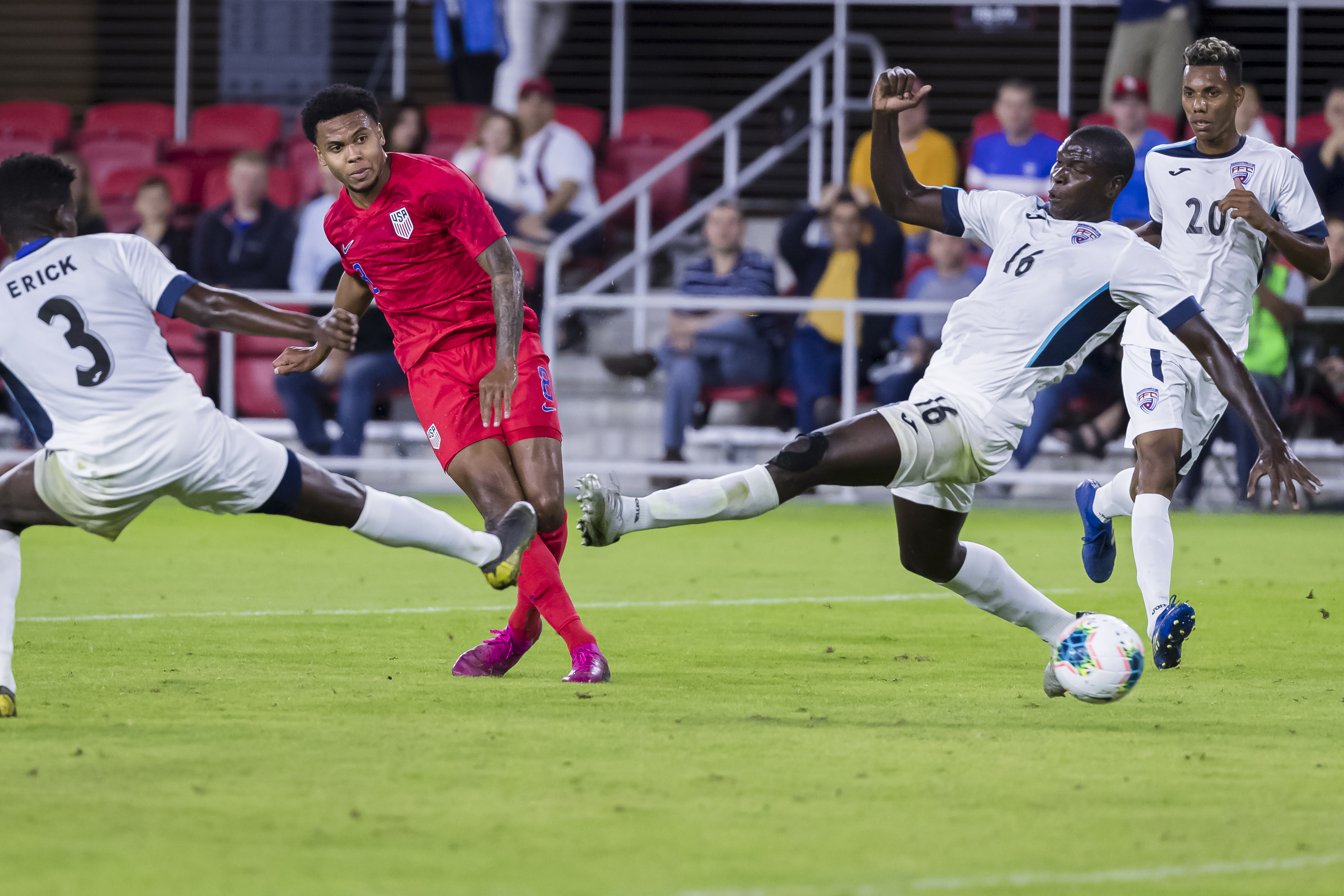 Cuba v United States - CONCACAF Nations League