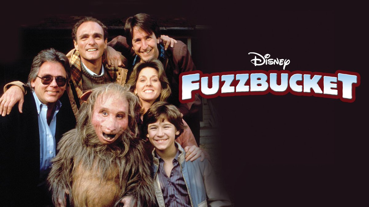 a promo shot of the cast of fuzzbucket