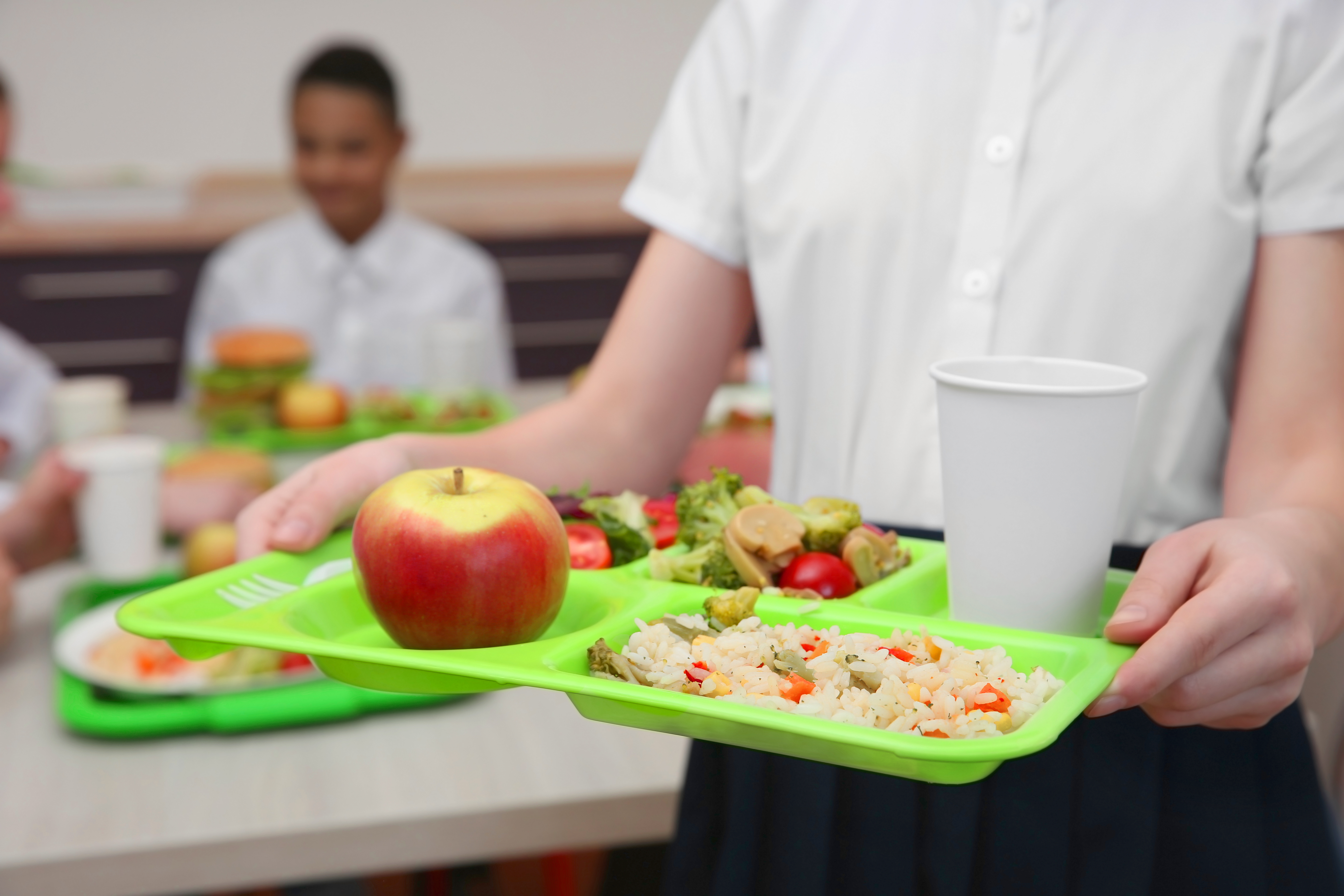 California Ends 'School Lunch Shaming' for Students Who Owe Fees With New Law