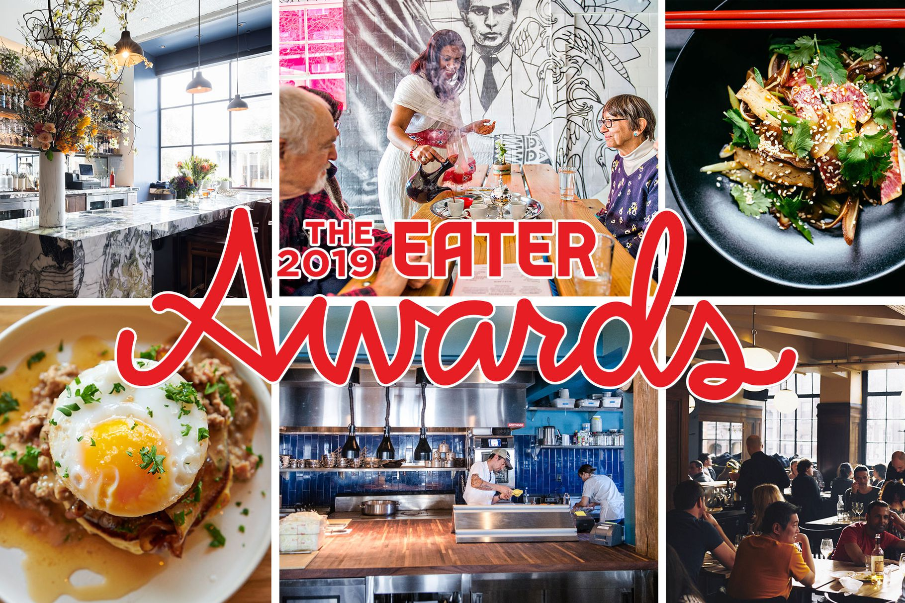 Nominate the Best Restaurants of 2019 for This Year's Eater Awards