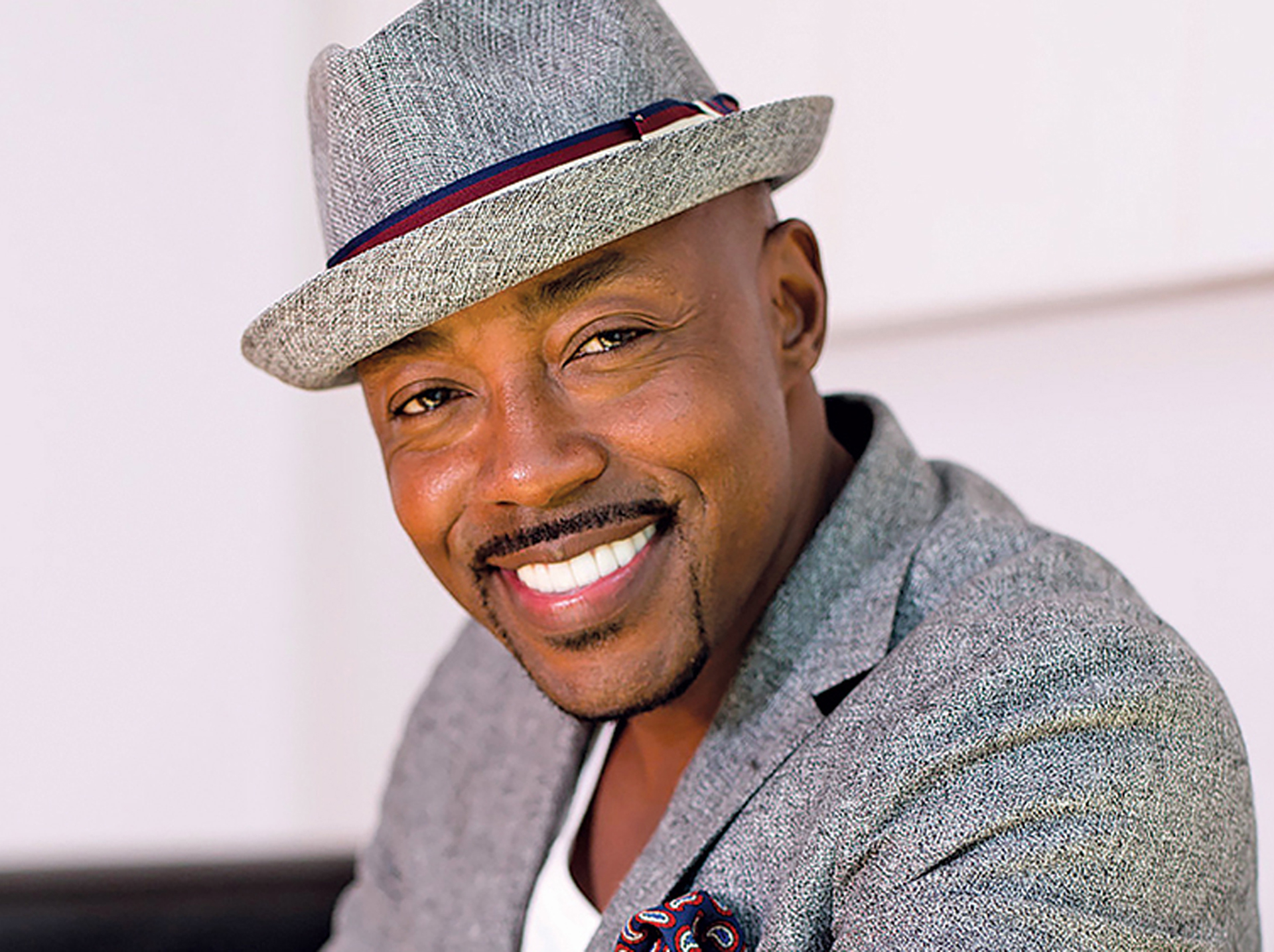 Filmmaker Will Packer is among the celebrities appearing at this year's Blueprint Men's Summit.