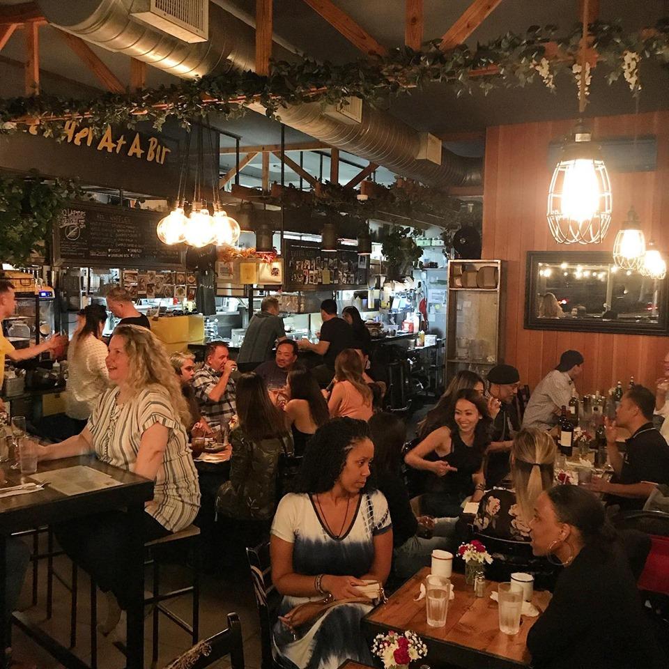 Familiar Neighborhood Faces Take Over the Closed Former Rascal on La Brea