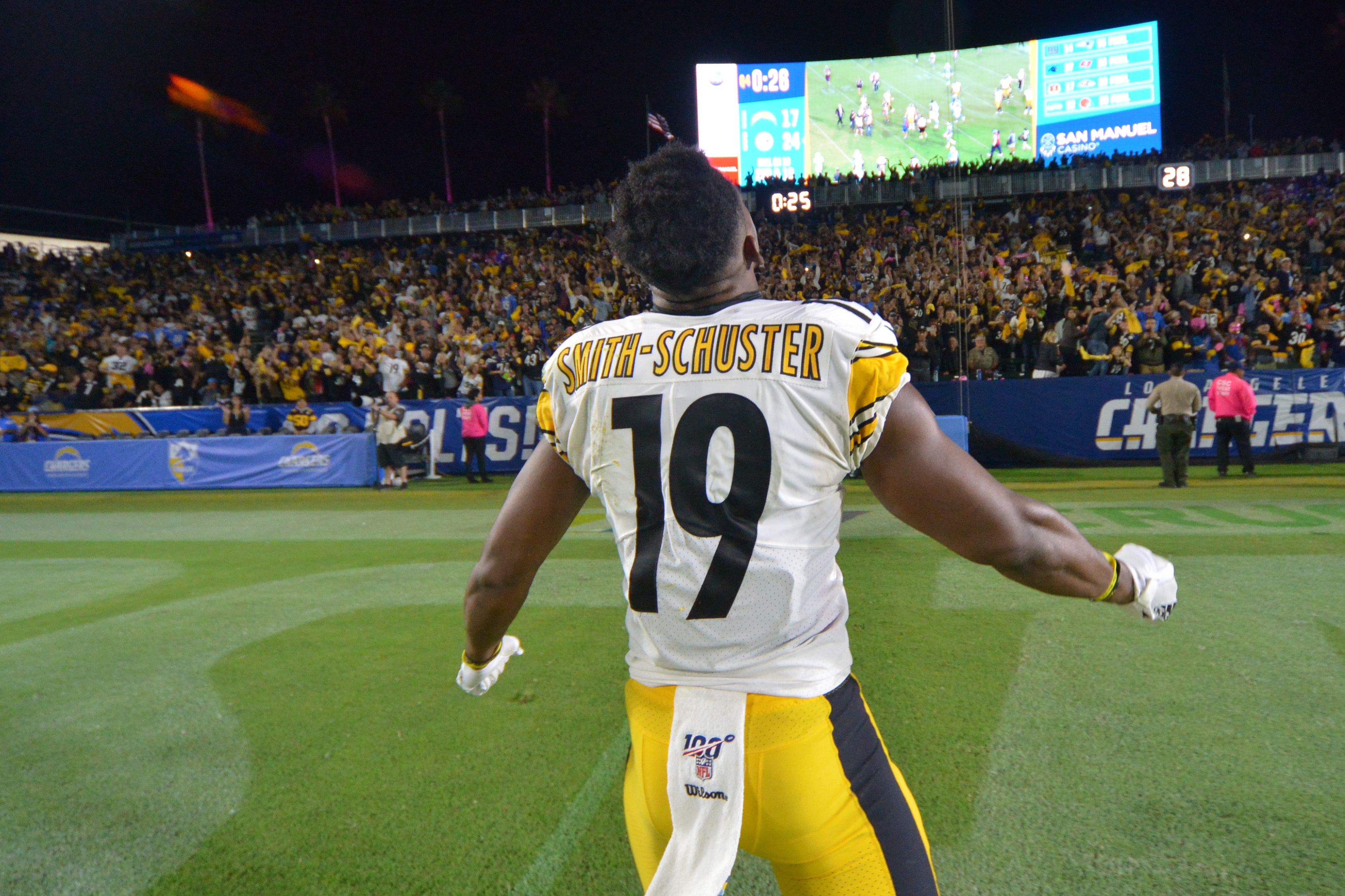 NFL: Pittsburgh Steelers at Los Angeles Chargers