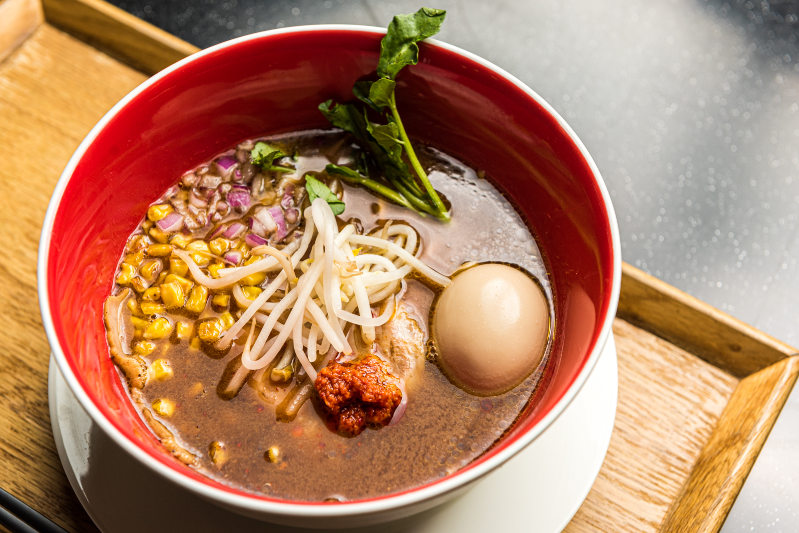 Inside Tsuta, the New Michelin-Starred Ramen Import in the Metreon