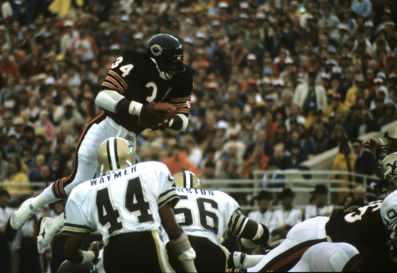 New Orleans Saints vs Chicago Bears - October 7, 1984
