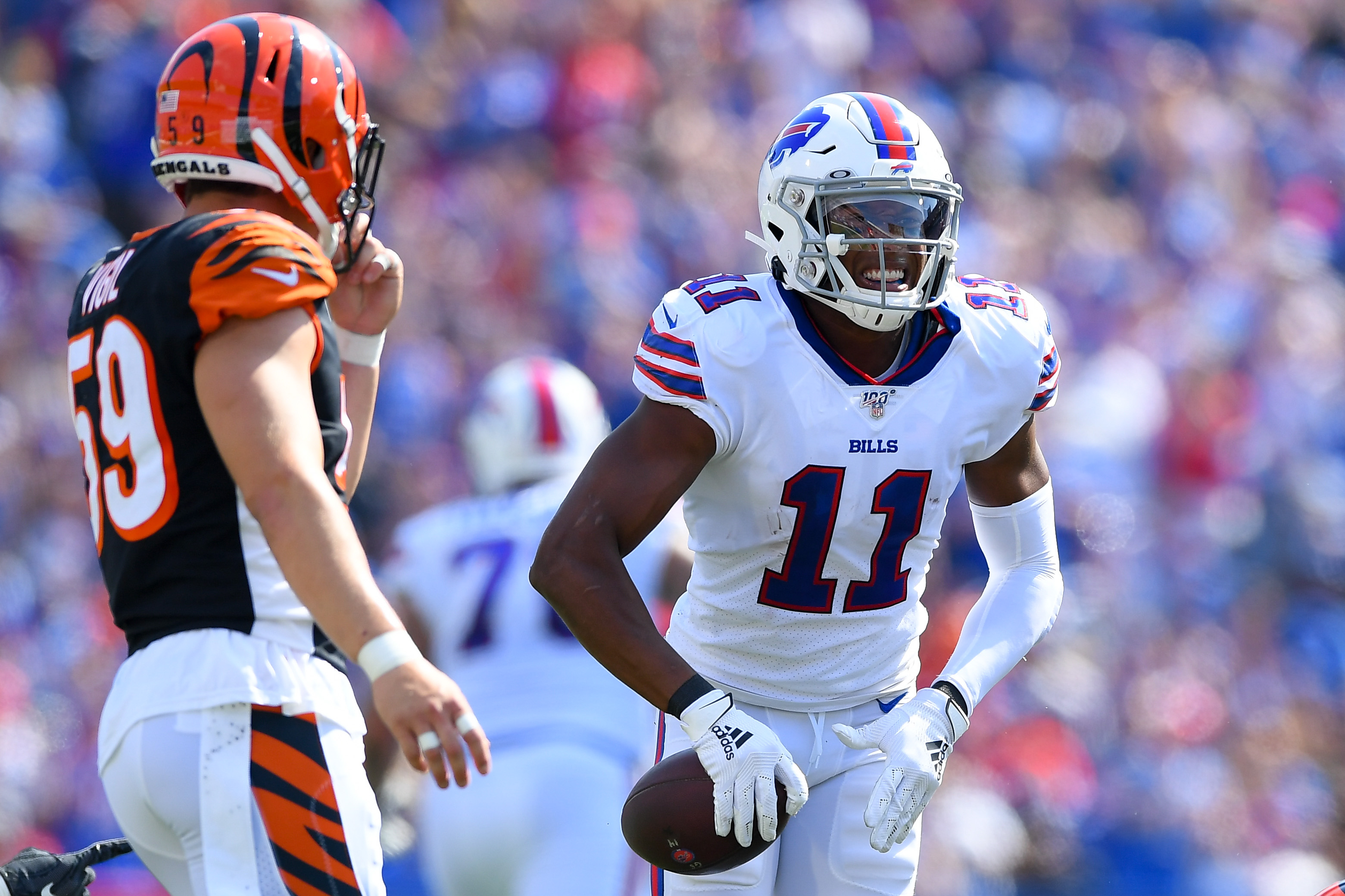 NFL: Cincinnati Bengals at Buffalo Bills