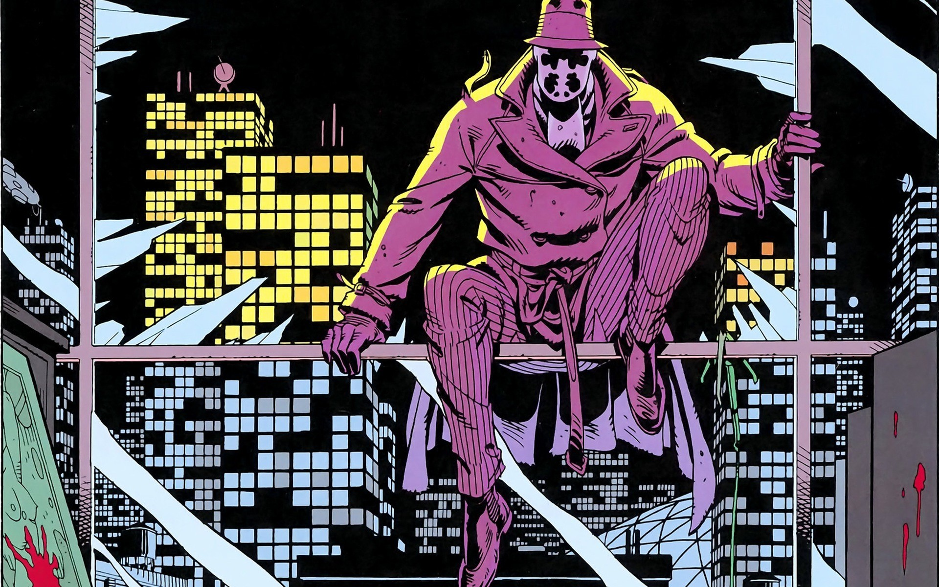 What Watchmen meant in the 1980s