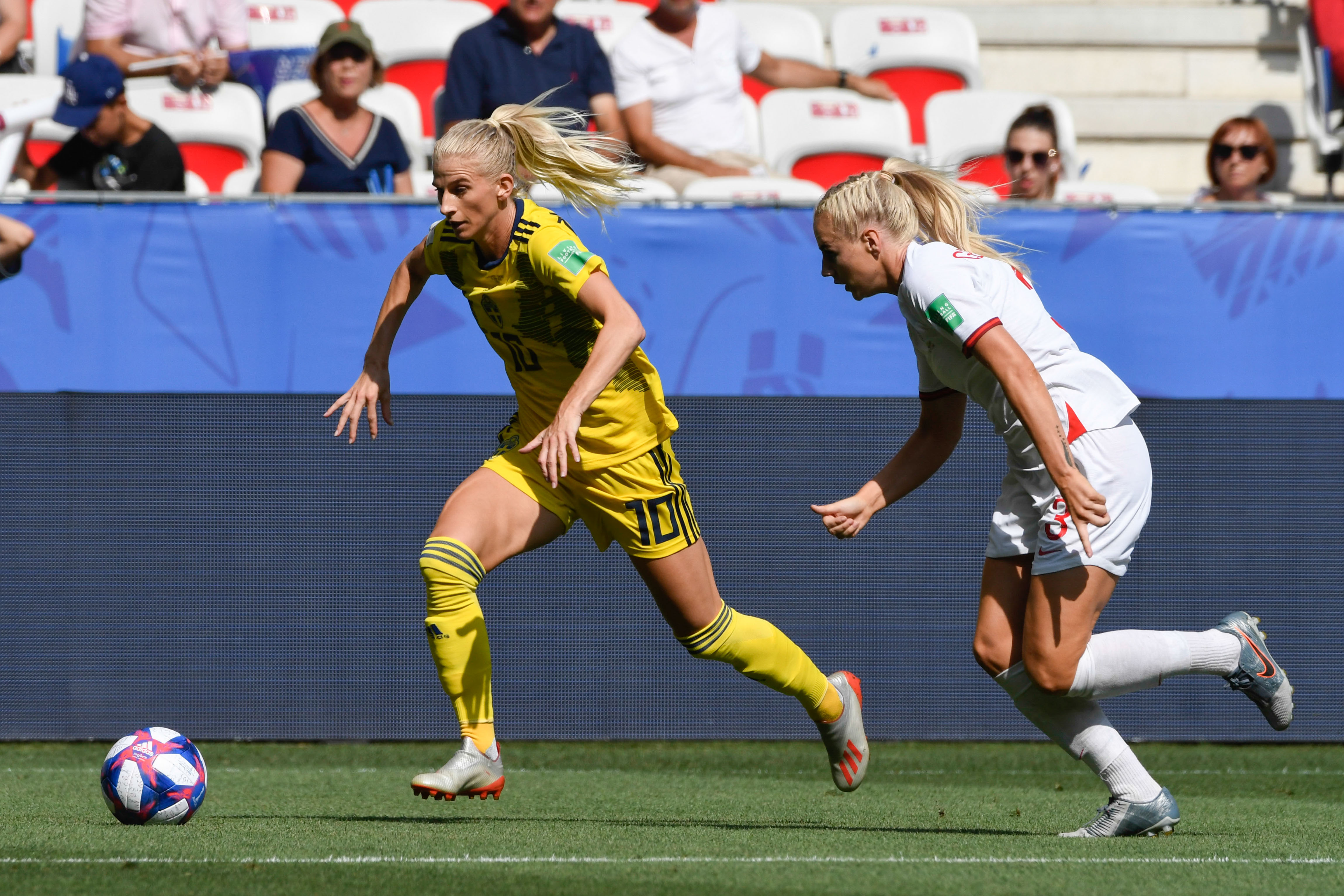 England v Sweden : Third place - 2019 FIFA Women's World Cup