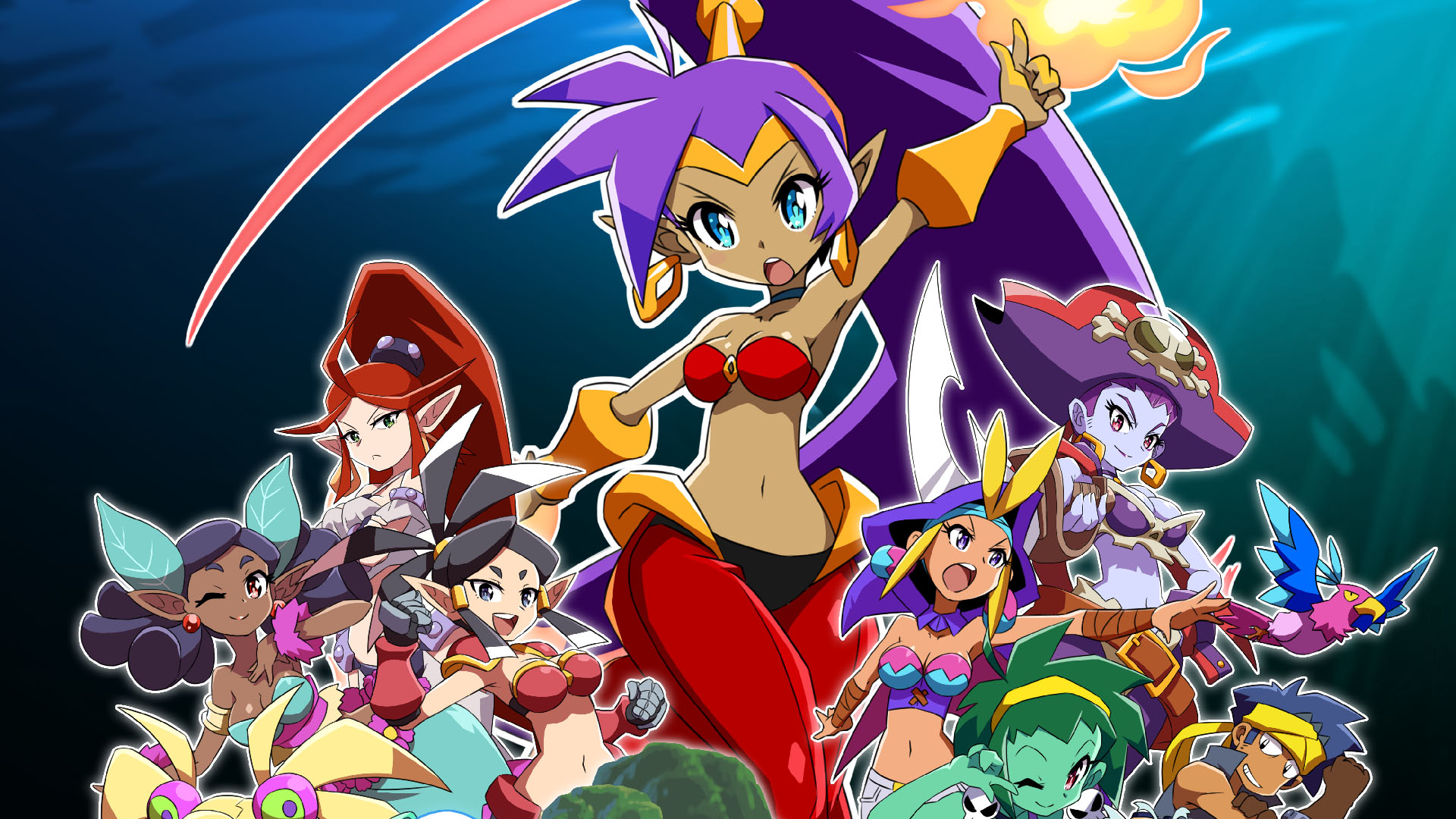 Shantae and the Seven Sirens isn't a 'mobile game,' yet here it is on Apple Arcade